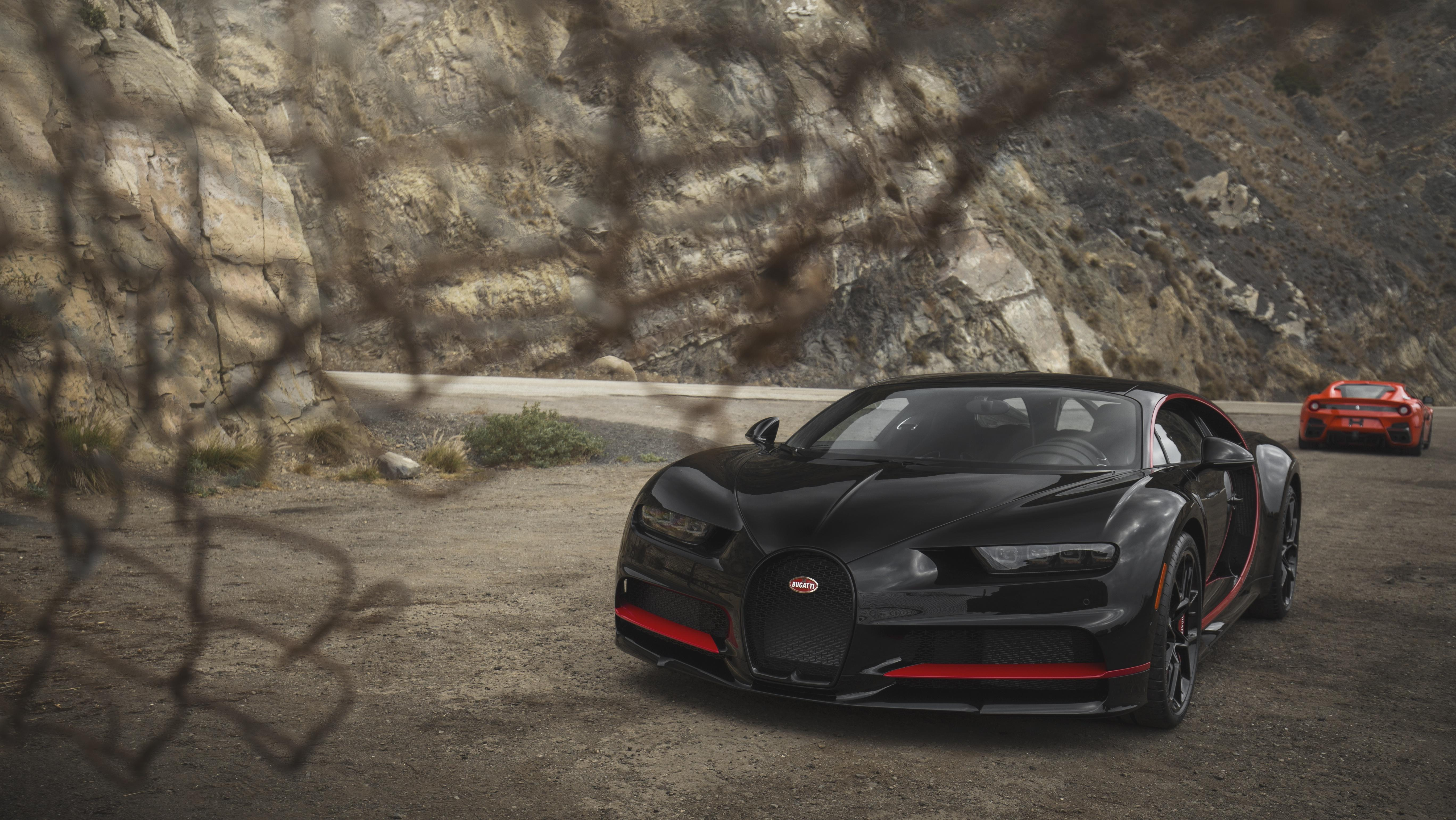 2018 Bugatti Chiron Sport 4k Wallpapers
