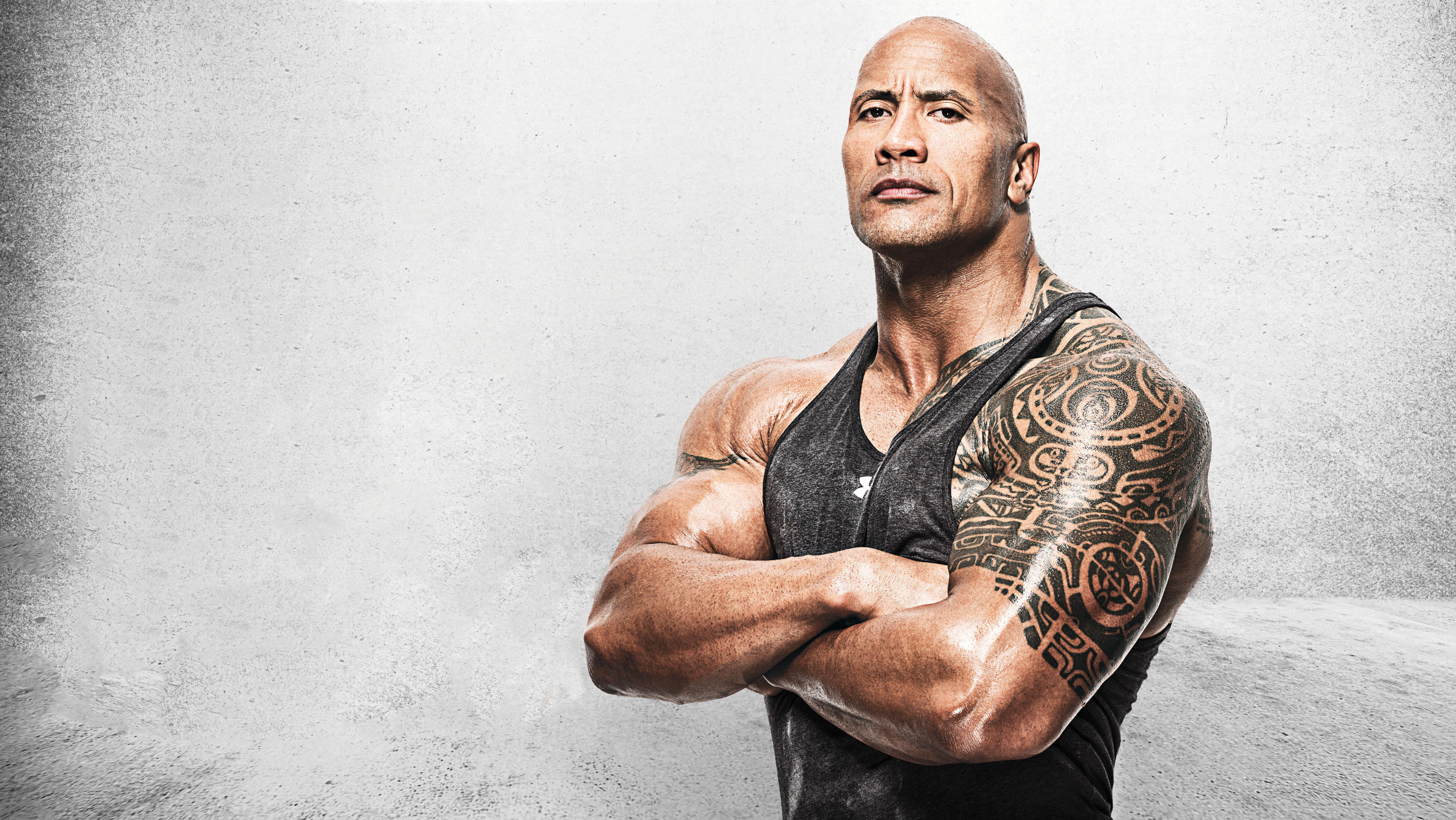 Dwayne Johnson 5k, HD Celebrities, 4k Wallpapers, Image
