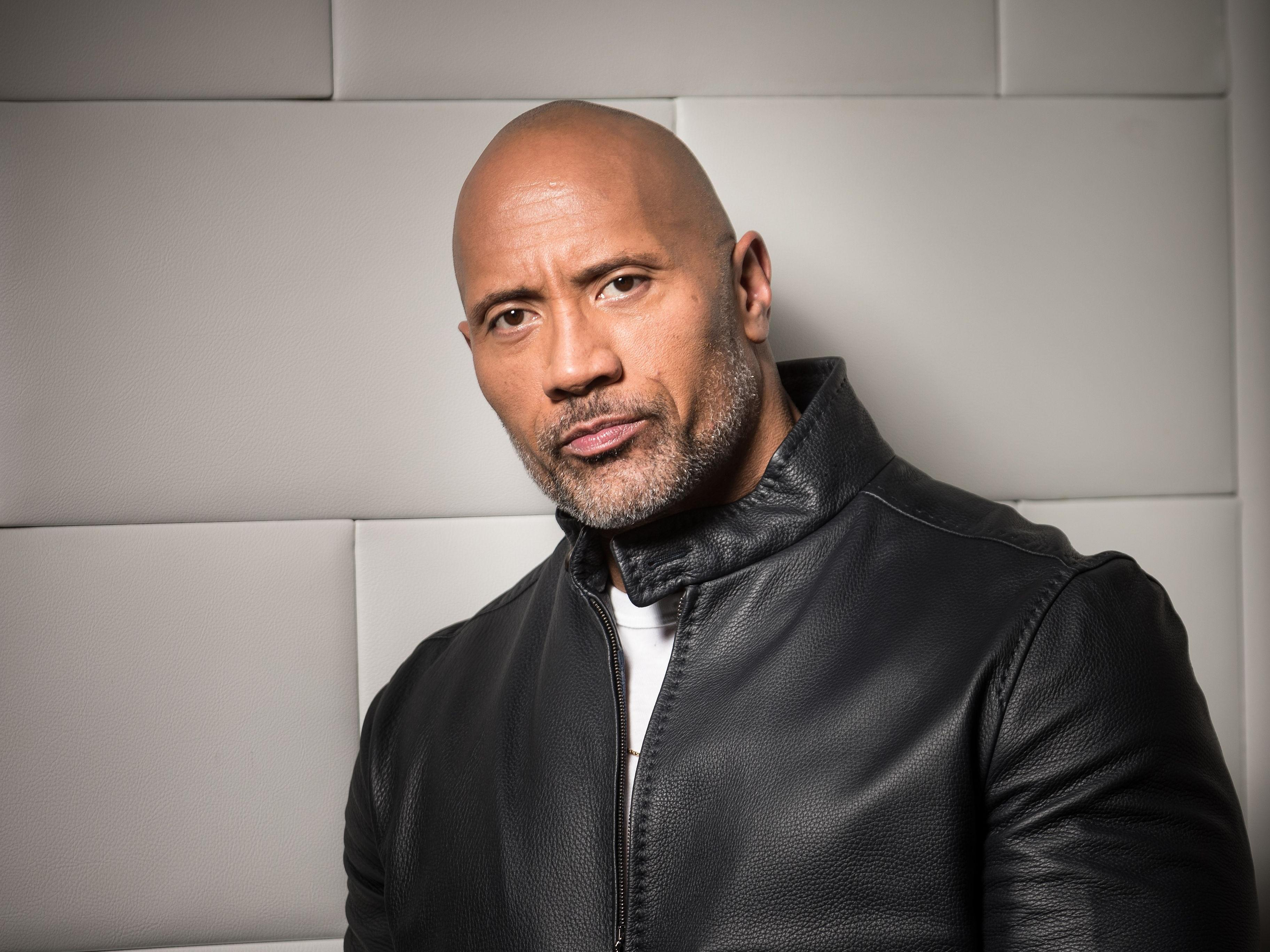 Dwayne Johnson 2017 4K, HD Celebrities, 4k Wallpapers, Image