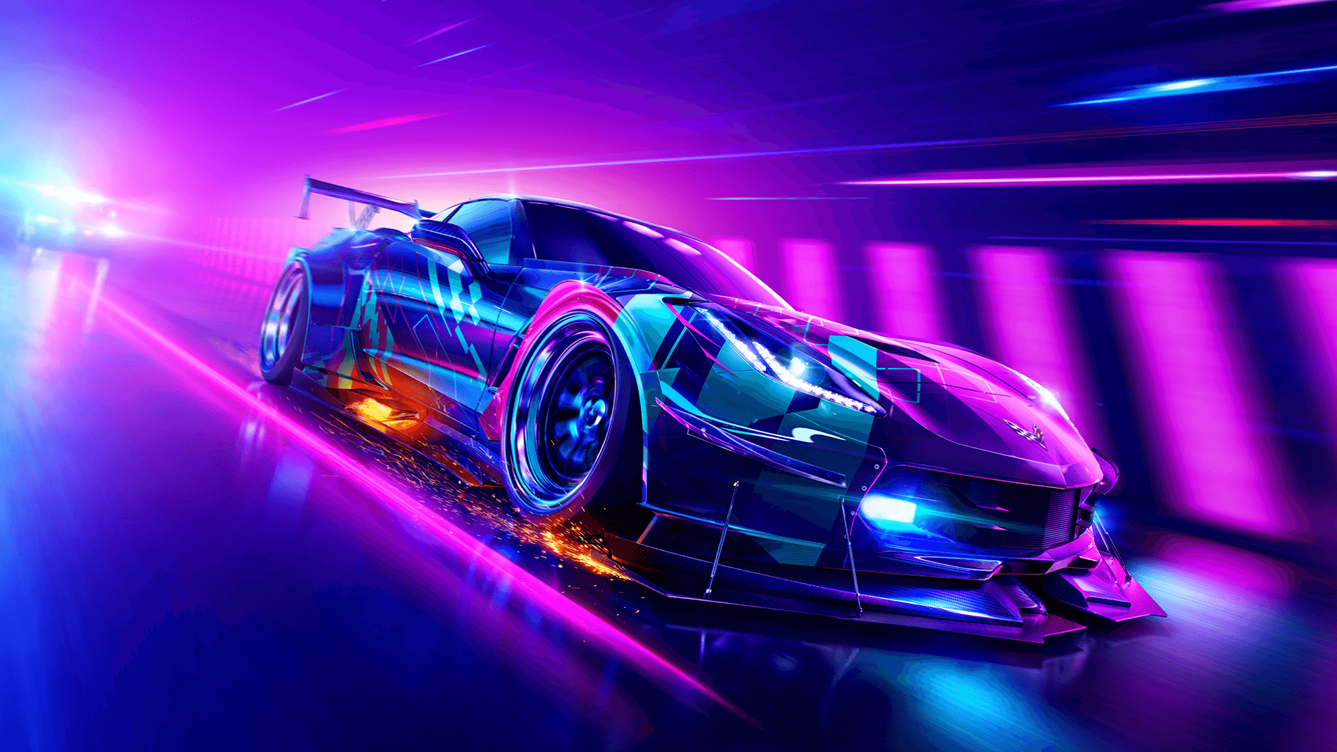 Need for Speed Heat HD Wallpapers