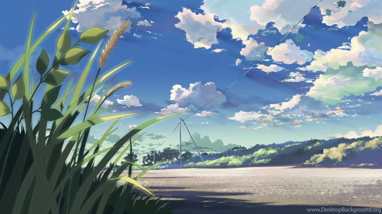 19 Anime Wallpaper Blue Aesthetic