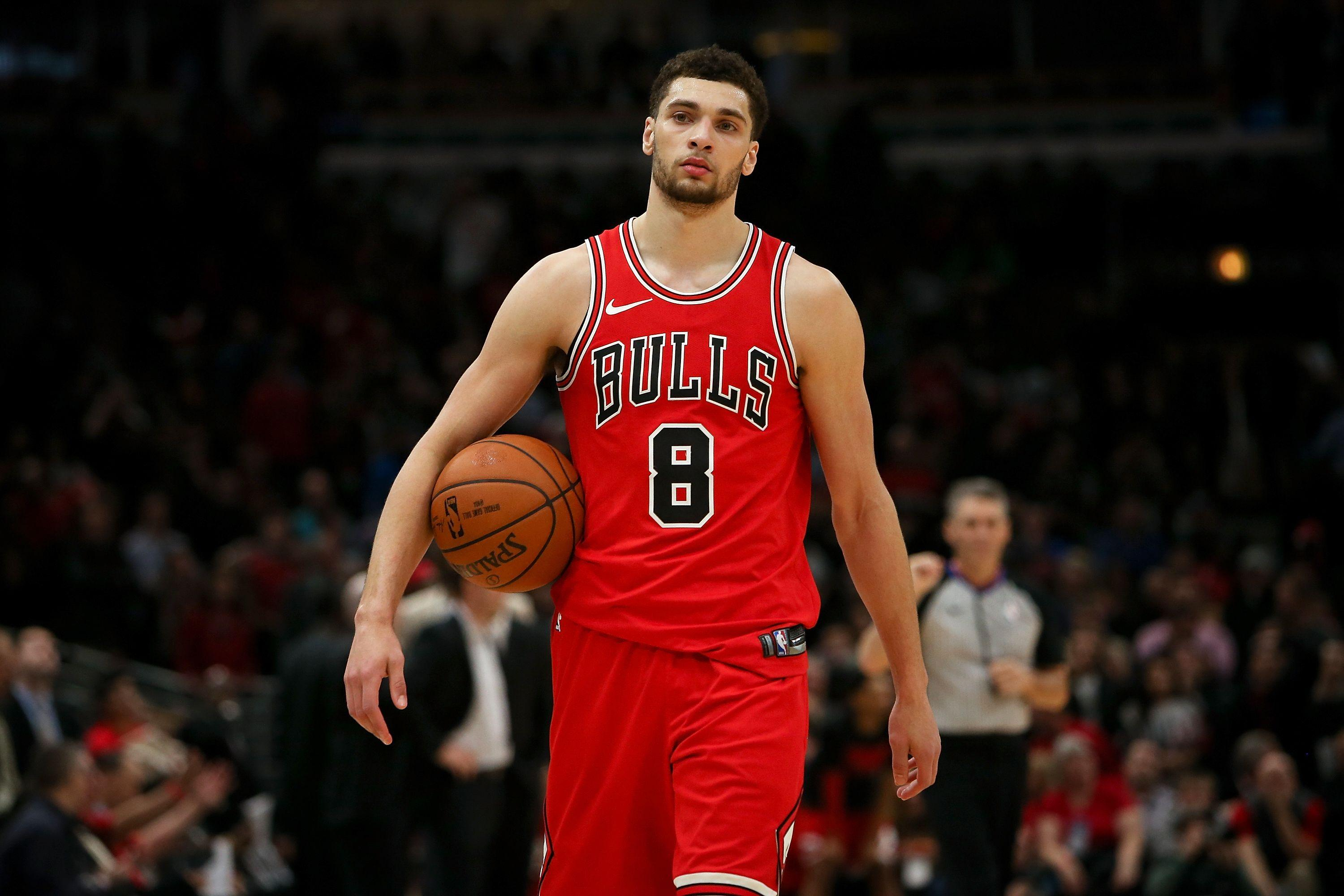 Zach LaVine's struggles has left the Chicago Bulls with more