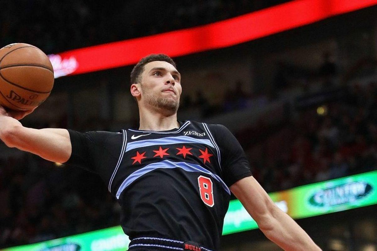 Bulls writer Joe Cowley takes guard Zach LaVine into the Chat Room