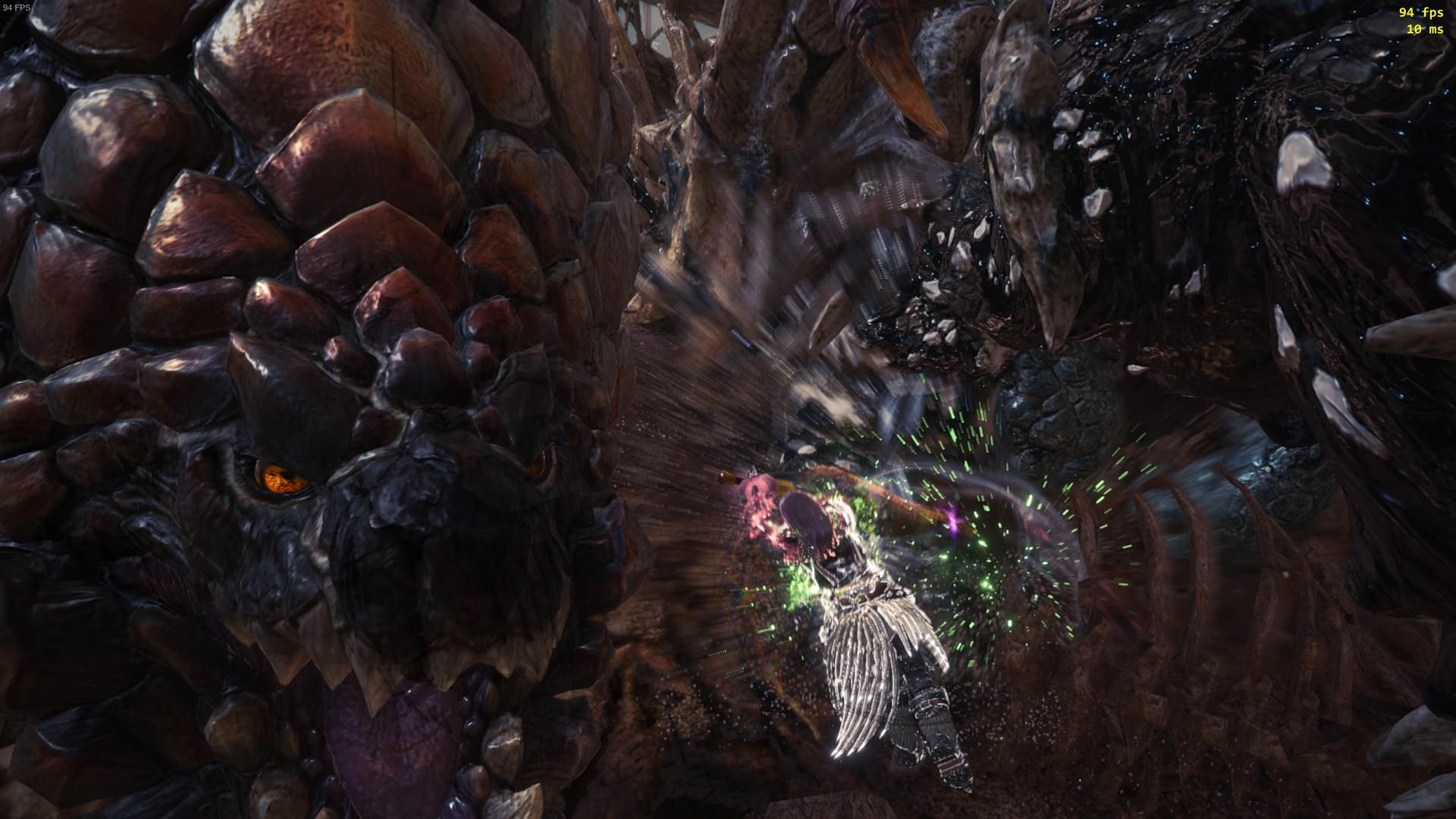 Monster Hunter World Radobaan Wallpapers Wallpaper Cave This gigantic monster consumes the bones of the carcasses and coats its body with discarded bones as a form of armor. radobaan wallpapers wallpaper cave