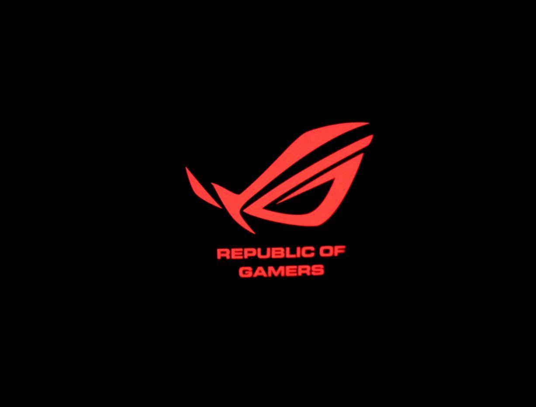 Asus Rog Logo Wallpapers Wallpaper Cave