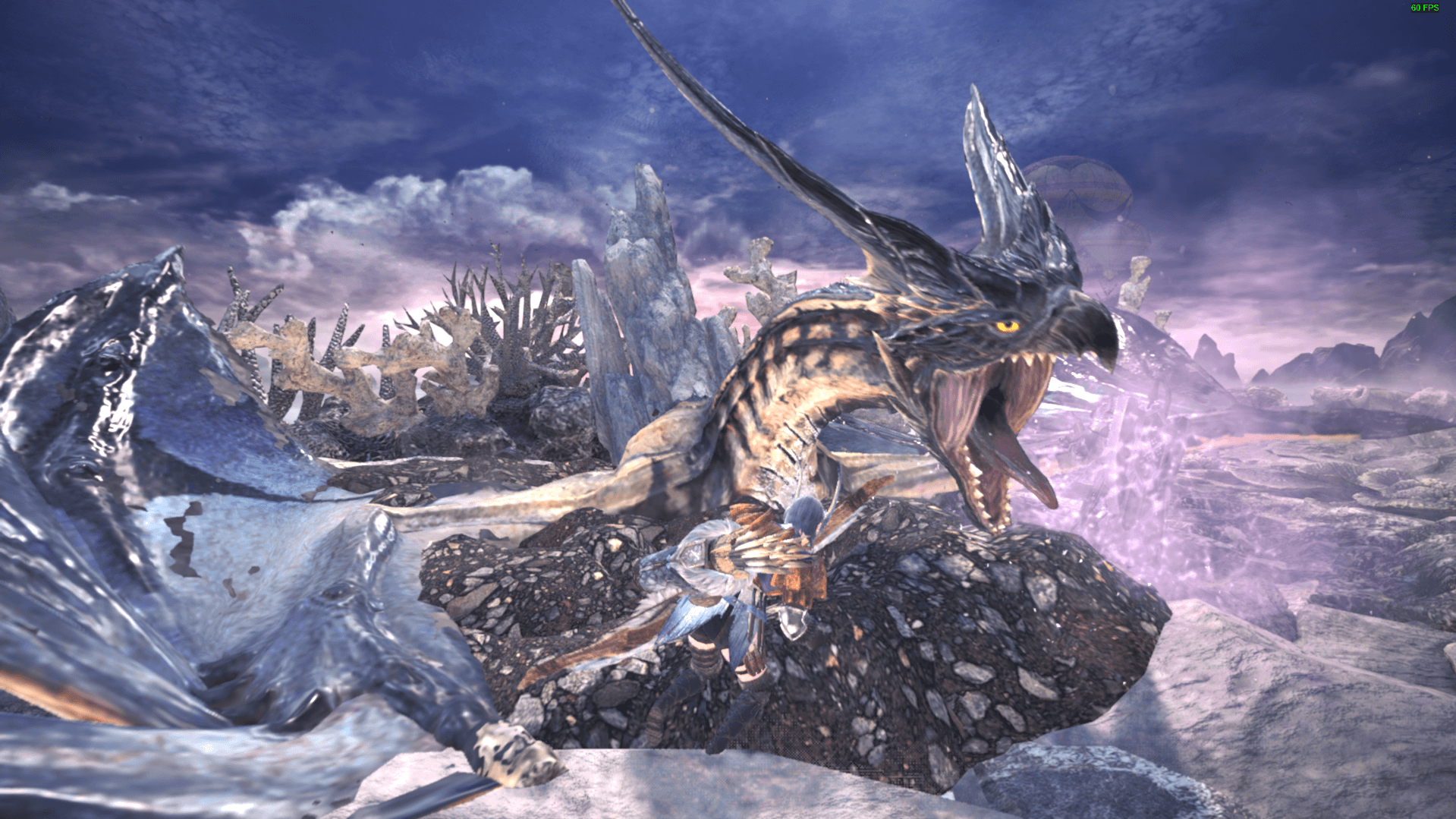 Monster Hunter World Legiana Wallpapers Wallpaper Cave