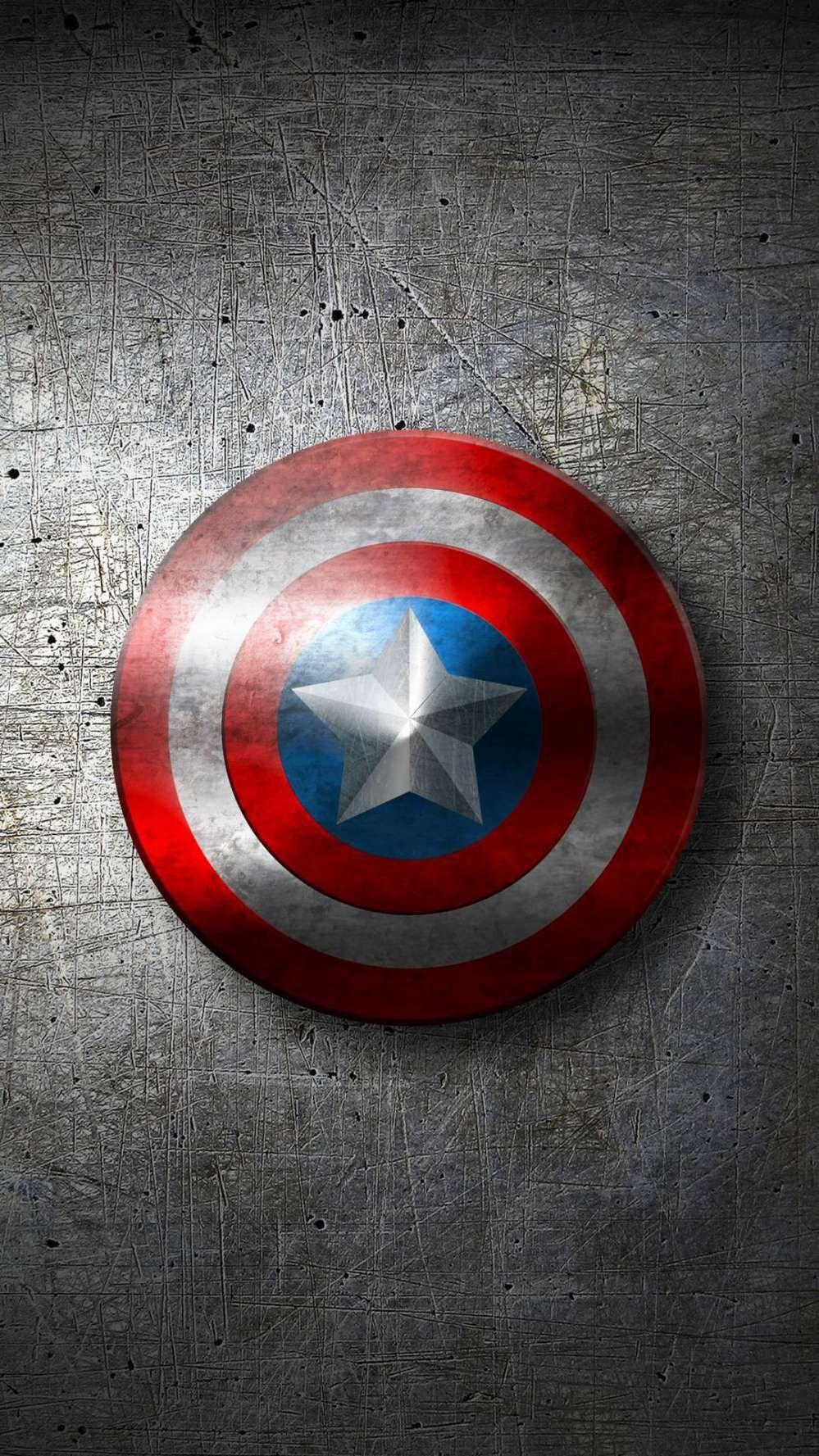 Captain America Shield Wallpapers Iphone