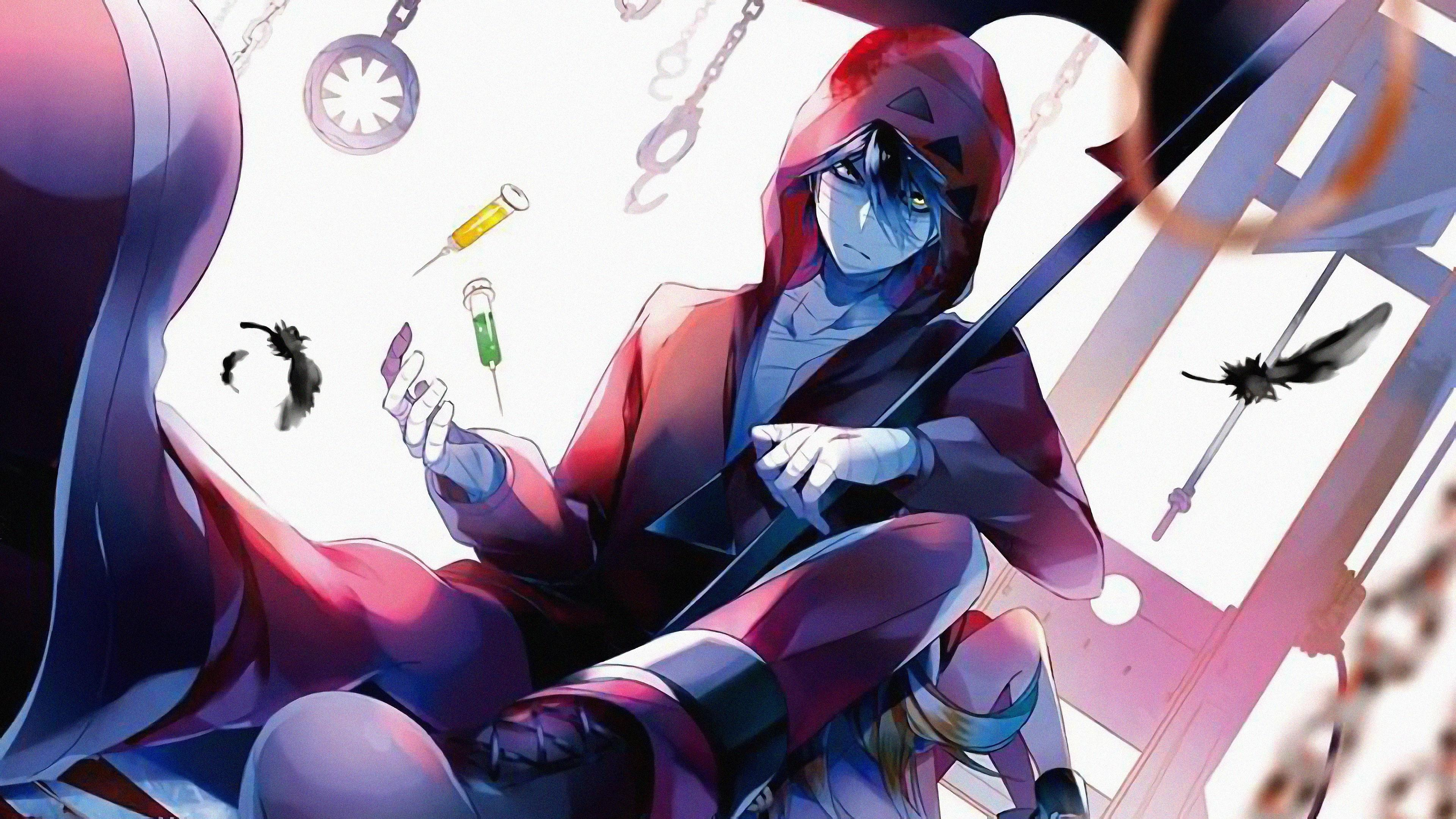 Angels Of Death Anime Wallpapers Wallpaper Cave
