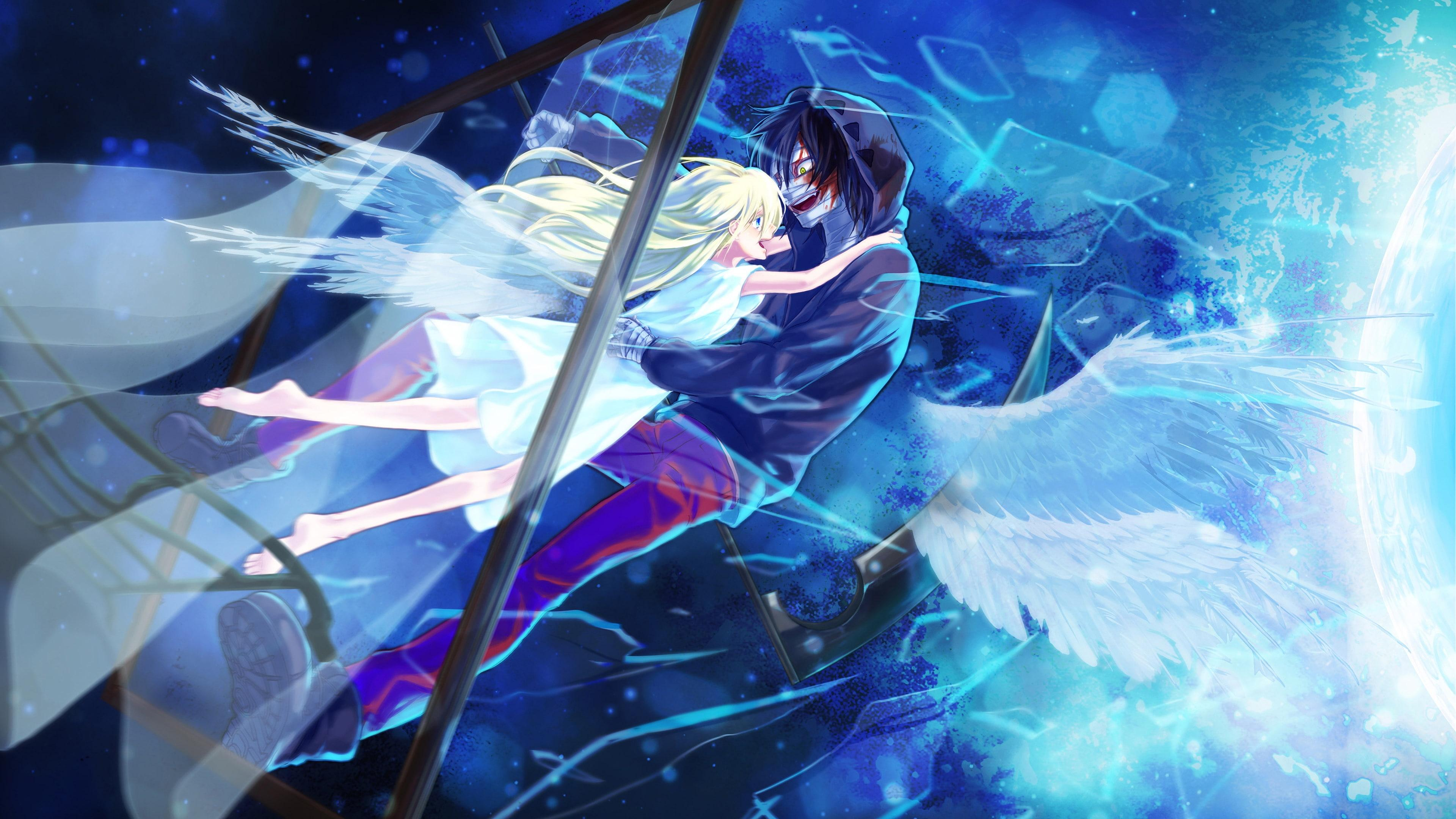 Angels Of Death Anime Wallpapers - Wallpaper Cave