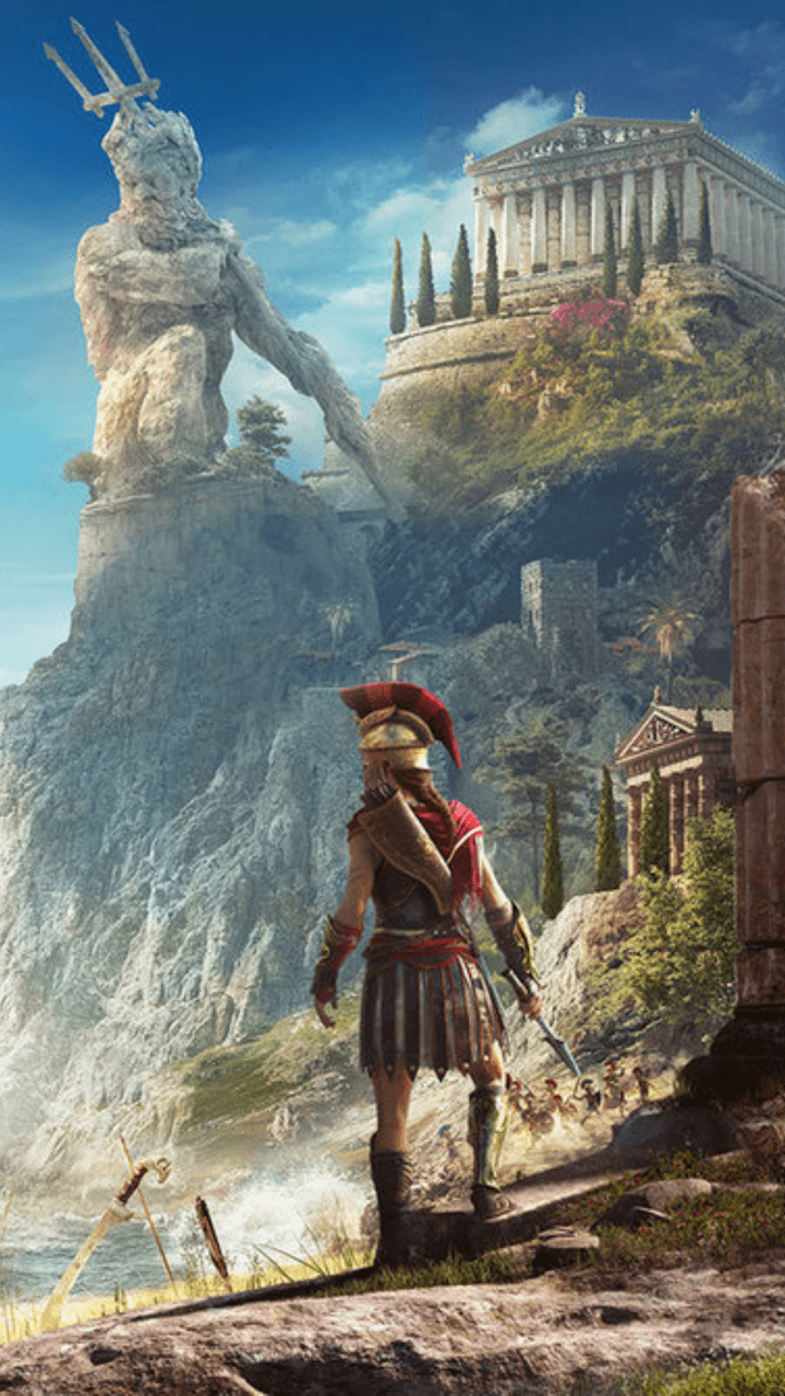 Ac Odyssey Wallpapers Wallpaper Cave