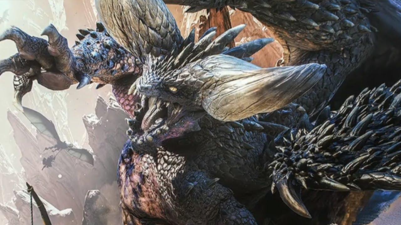 Monster Hunter World Negigante Wallpapers Wallpaper Cave