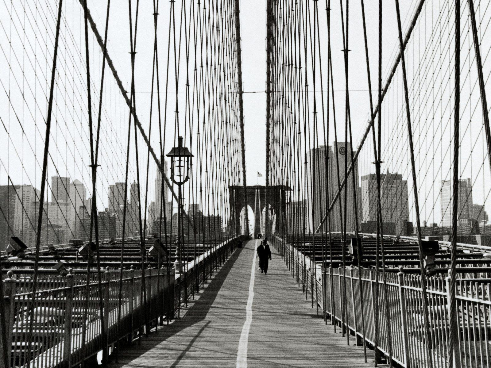 Brooklyn Bridge New York Wallpapers Wallpaper Cave