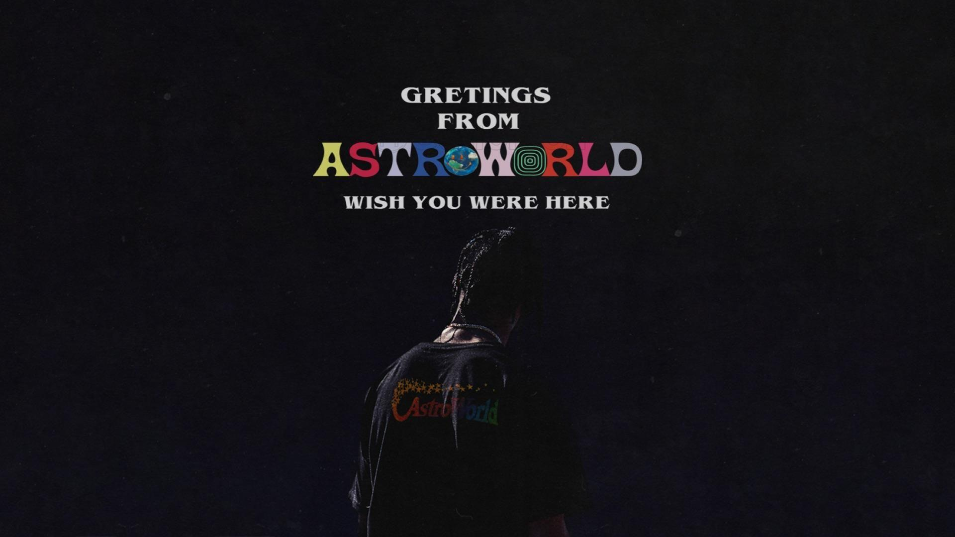 Astroworld Aesthetic Desktop Wallpapers Wallpaper Cave