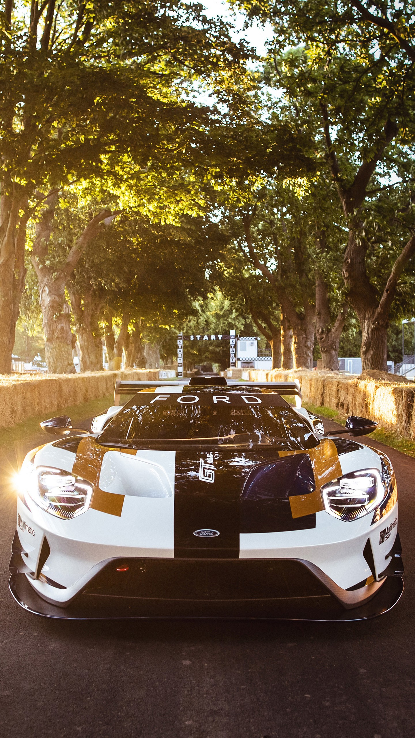 2019 Ford Gt Mk Ii Race Car Wallpapers Wallpaper Cave