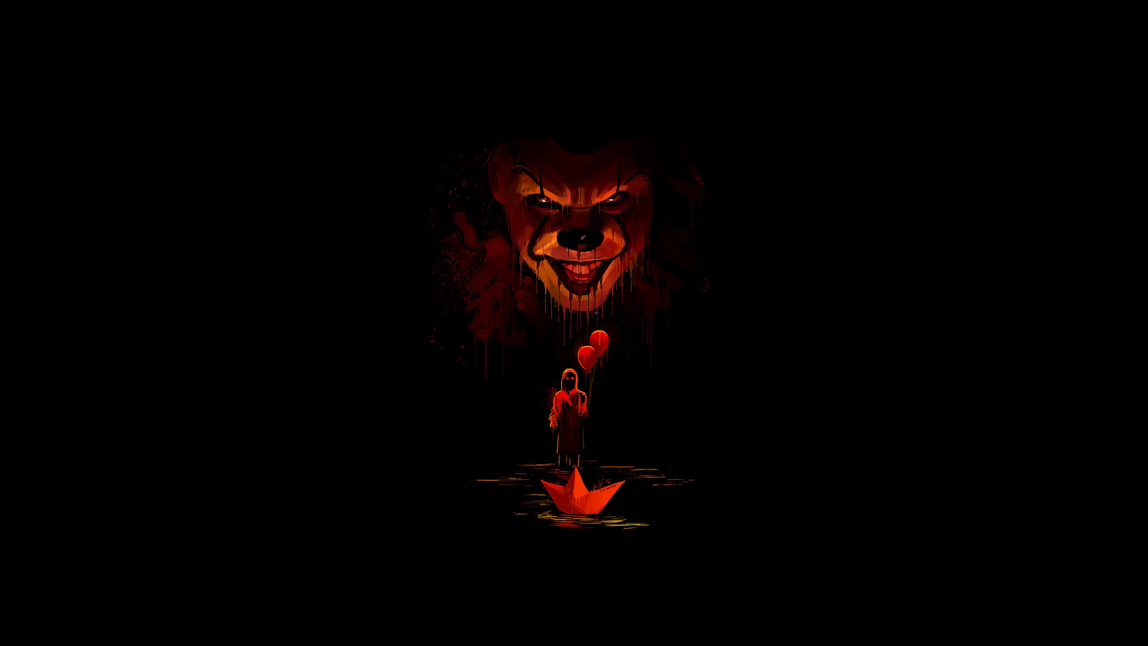 It Chapter Two Movie 2019 Art Wallpaper, HD Movies 4K Wallpapers