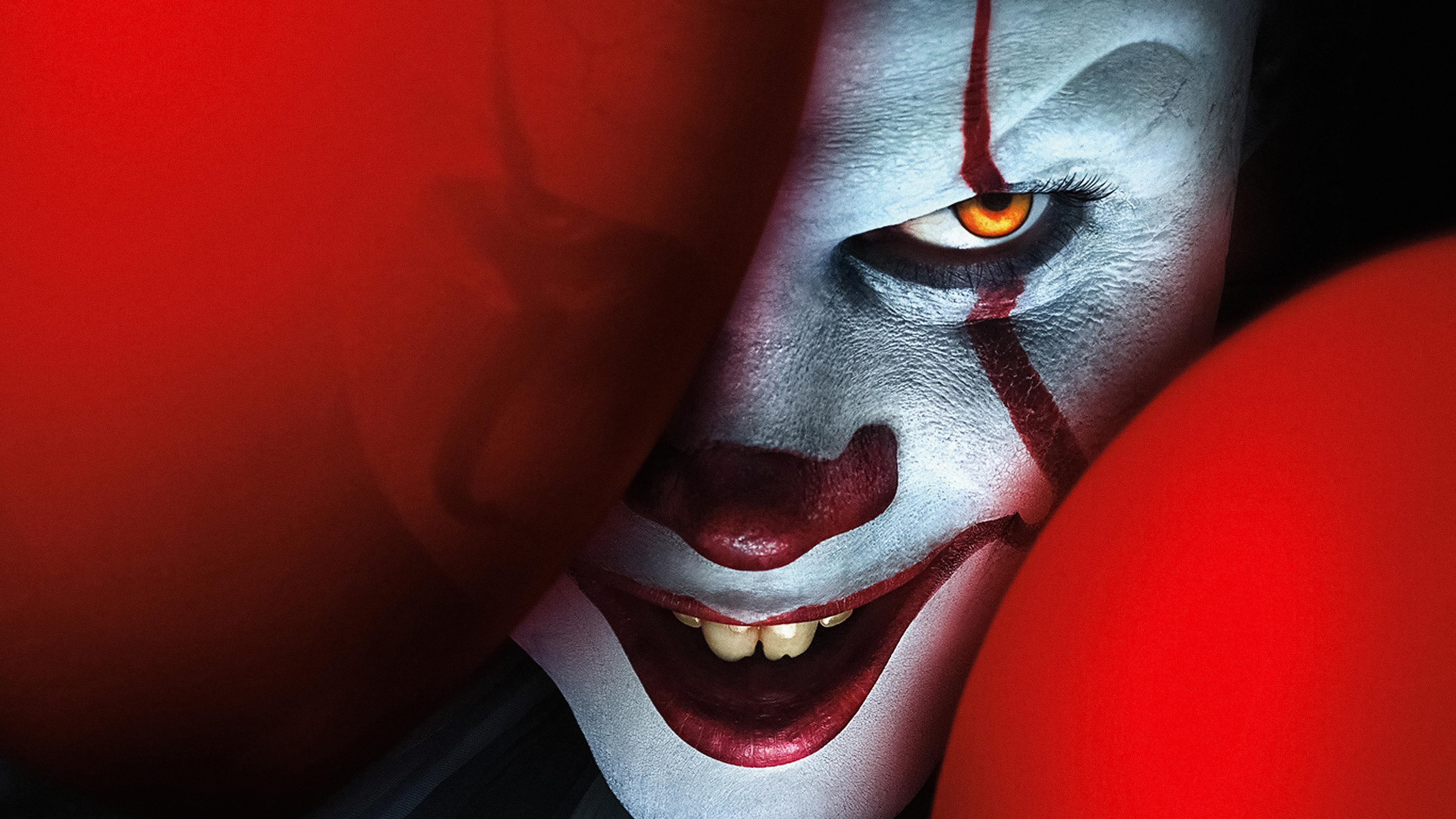 It Chapter Two 2019 4K Wallpapers