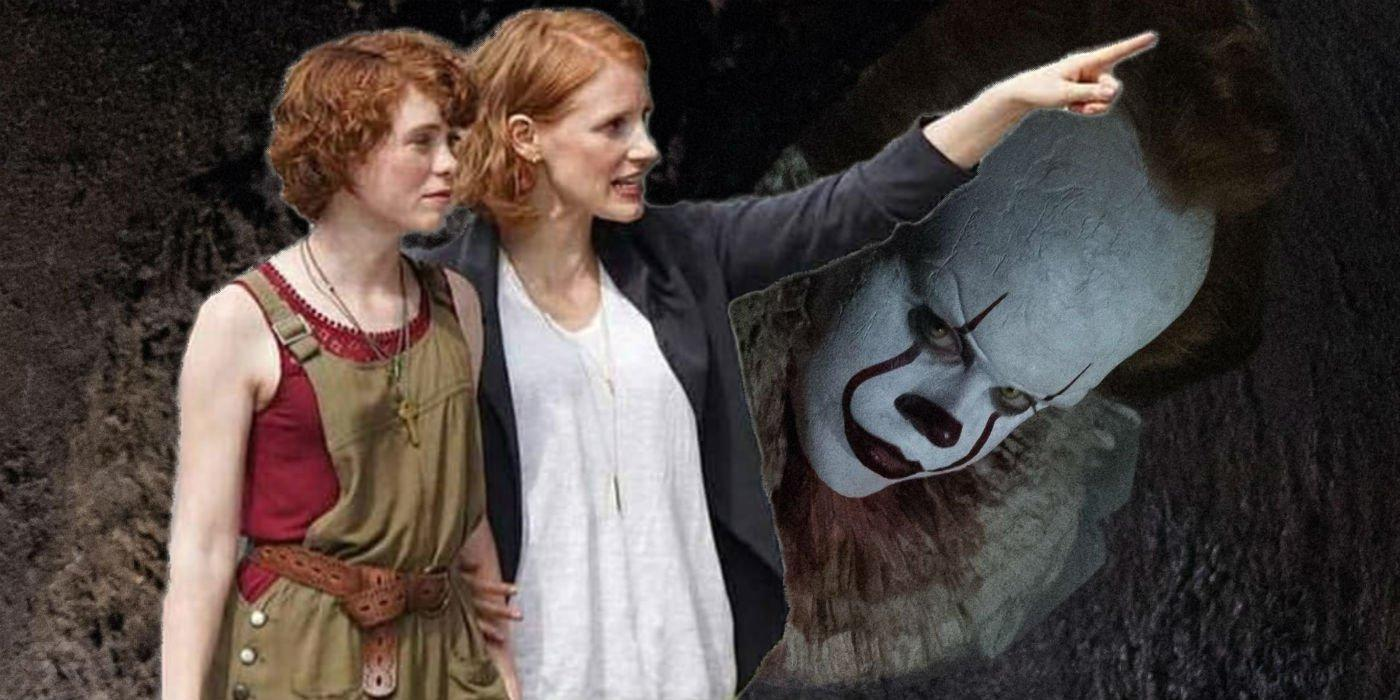 IT Chapter 2 Set Photos Reveal Pennywise, Adult Losers & More