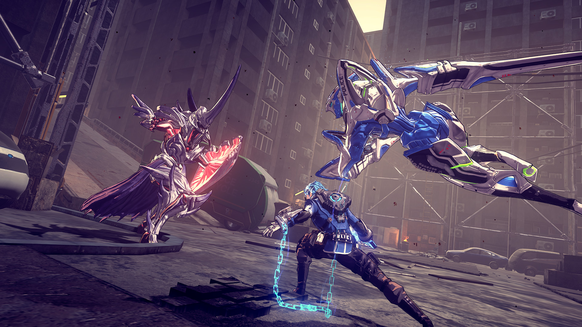 Astral Chain Wallpapers Wallpaper Cave