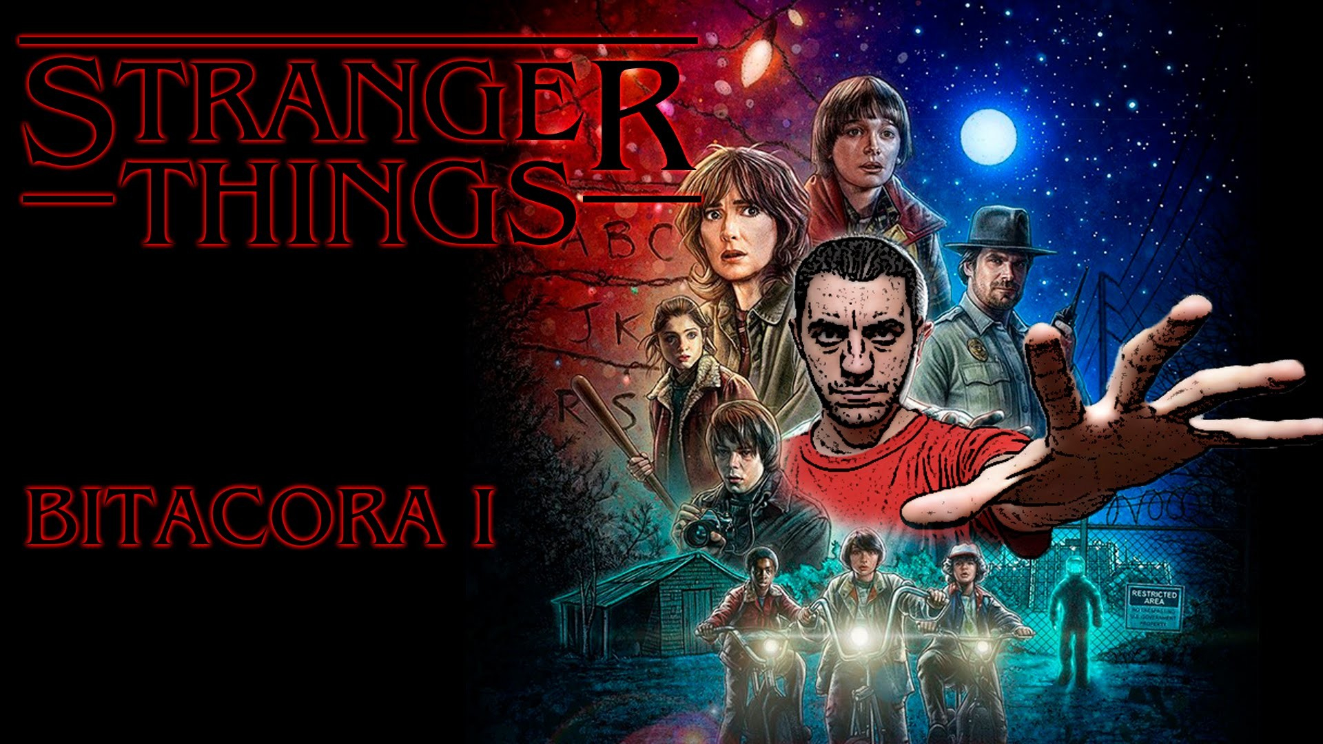 Stranger Things Cast Wallpapers Wallpaper Cave