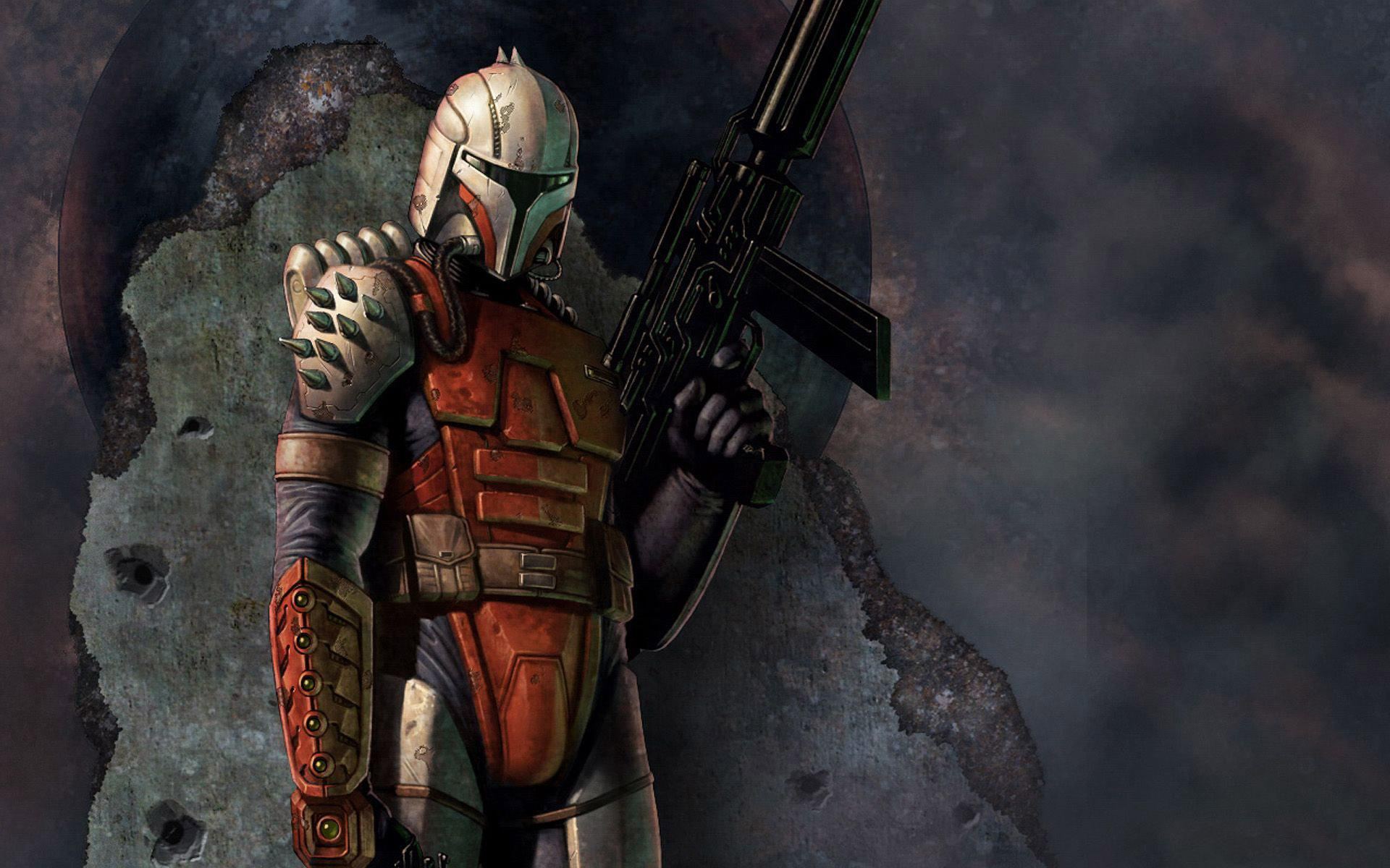 The Mandalorian Star Wars Tv Series Wallpapers Wallpaper Cave