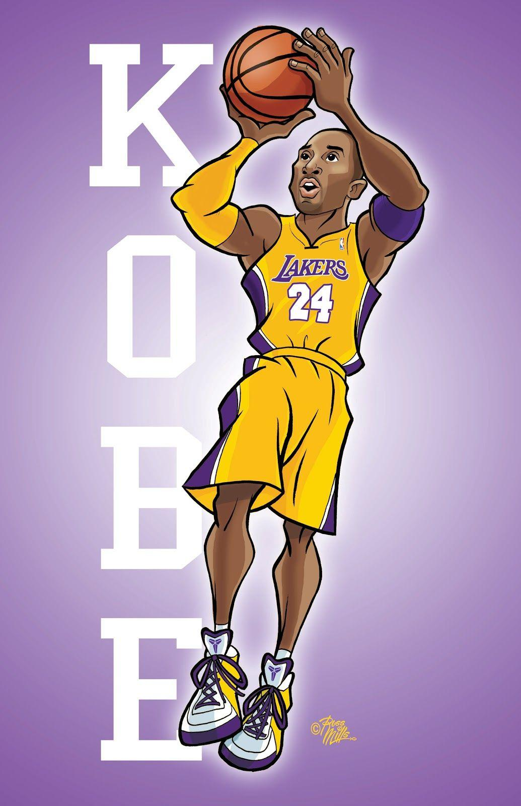 Angel Kobe Bryant Wallpapers Wallpaper Cave