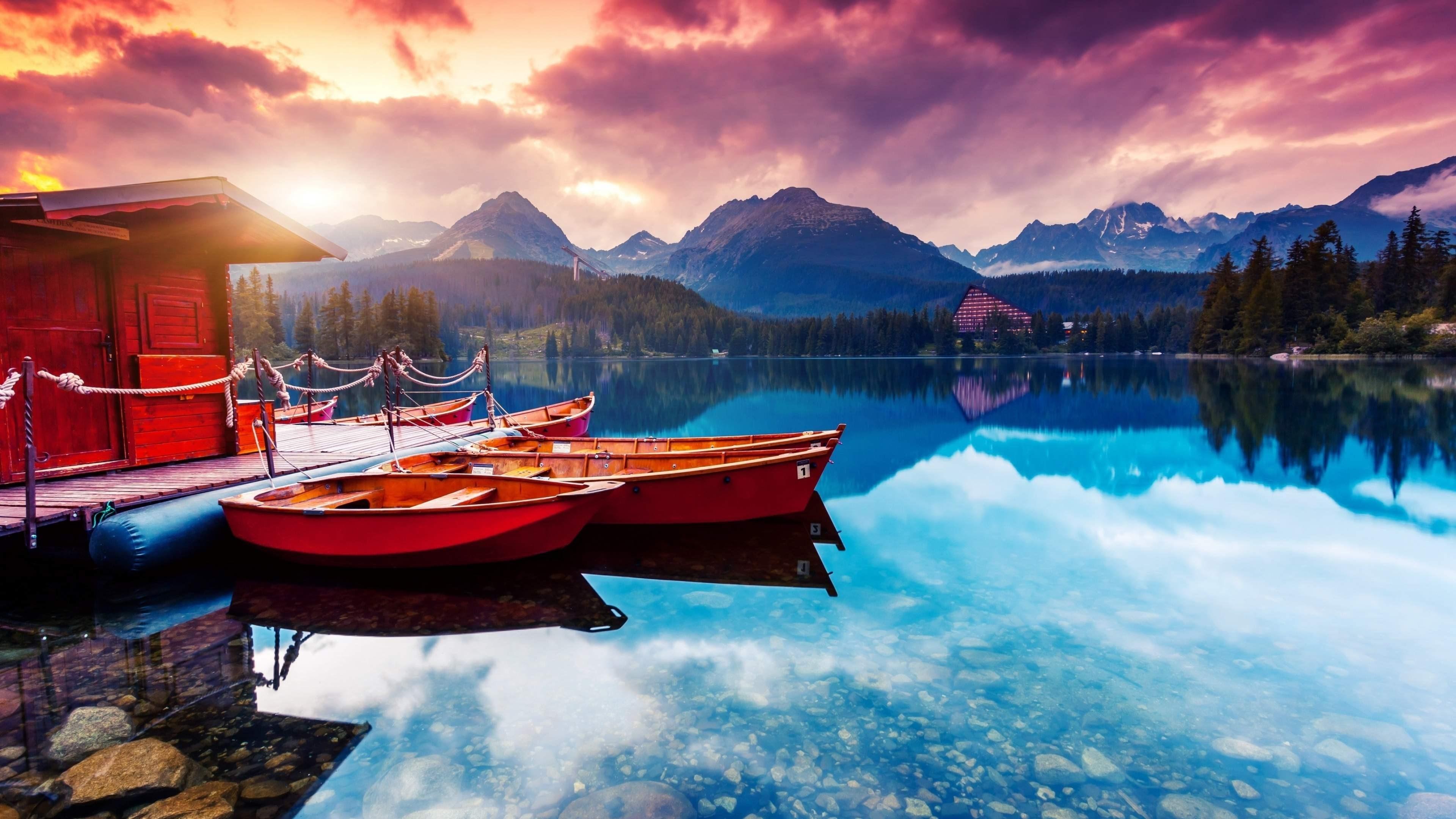 Wallpaper Beautifull Cityscape In The World Hd Wallpaper Landscape 4k