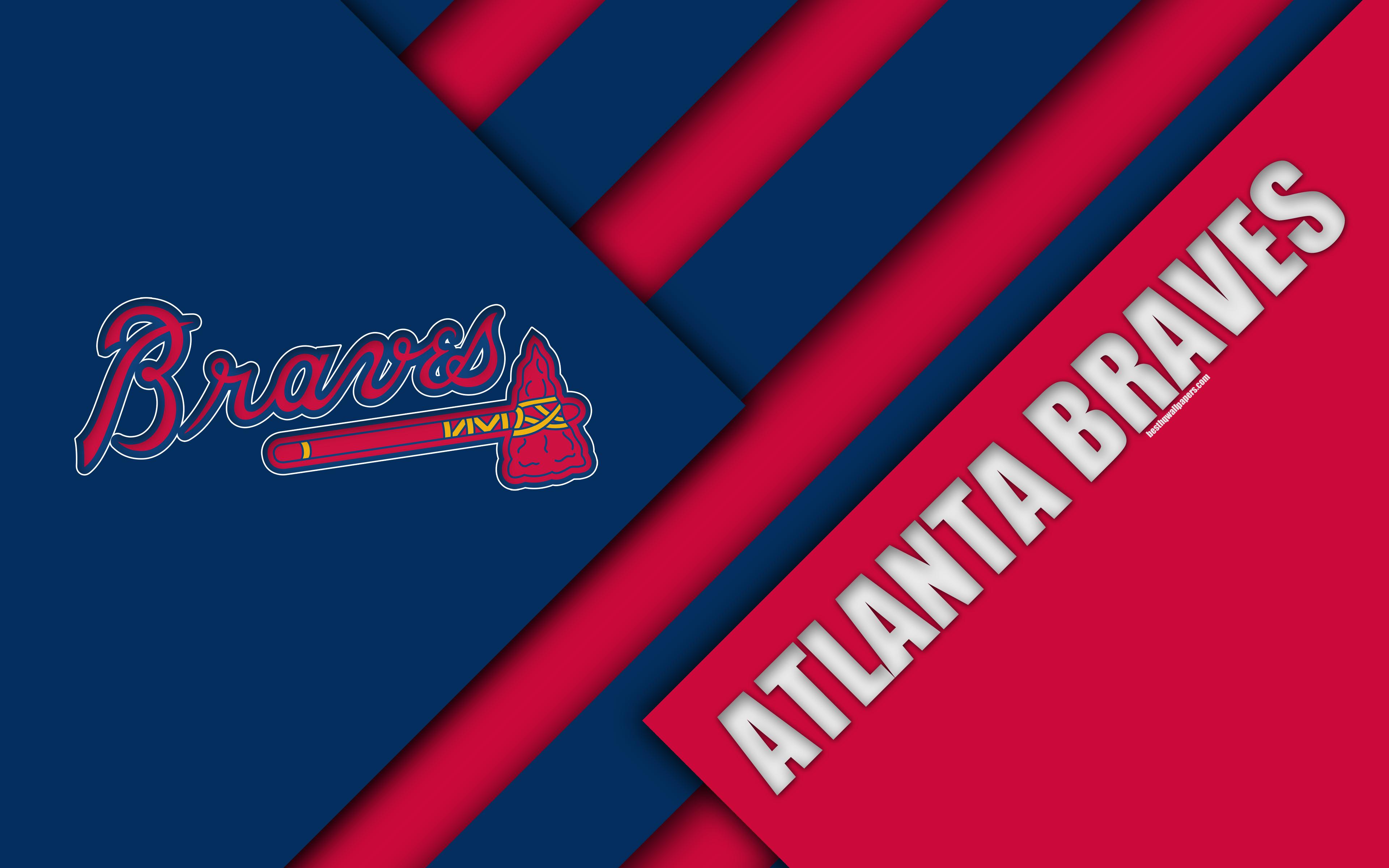 Atlanta Braves 2019 Wallpapers Wallpaper Cave