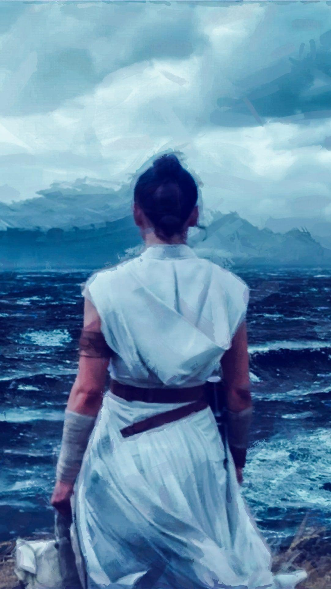 Star Wars Rise Of Skywalker Wallpapers Wallpaper Cave