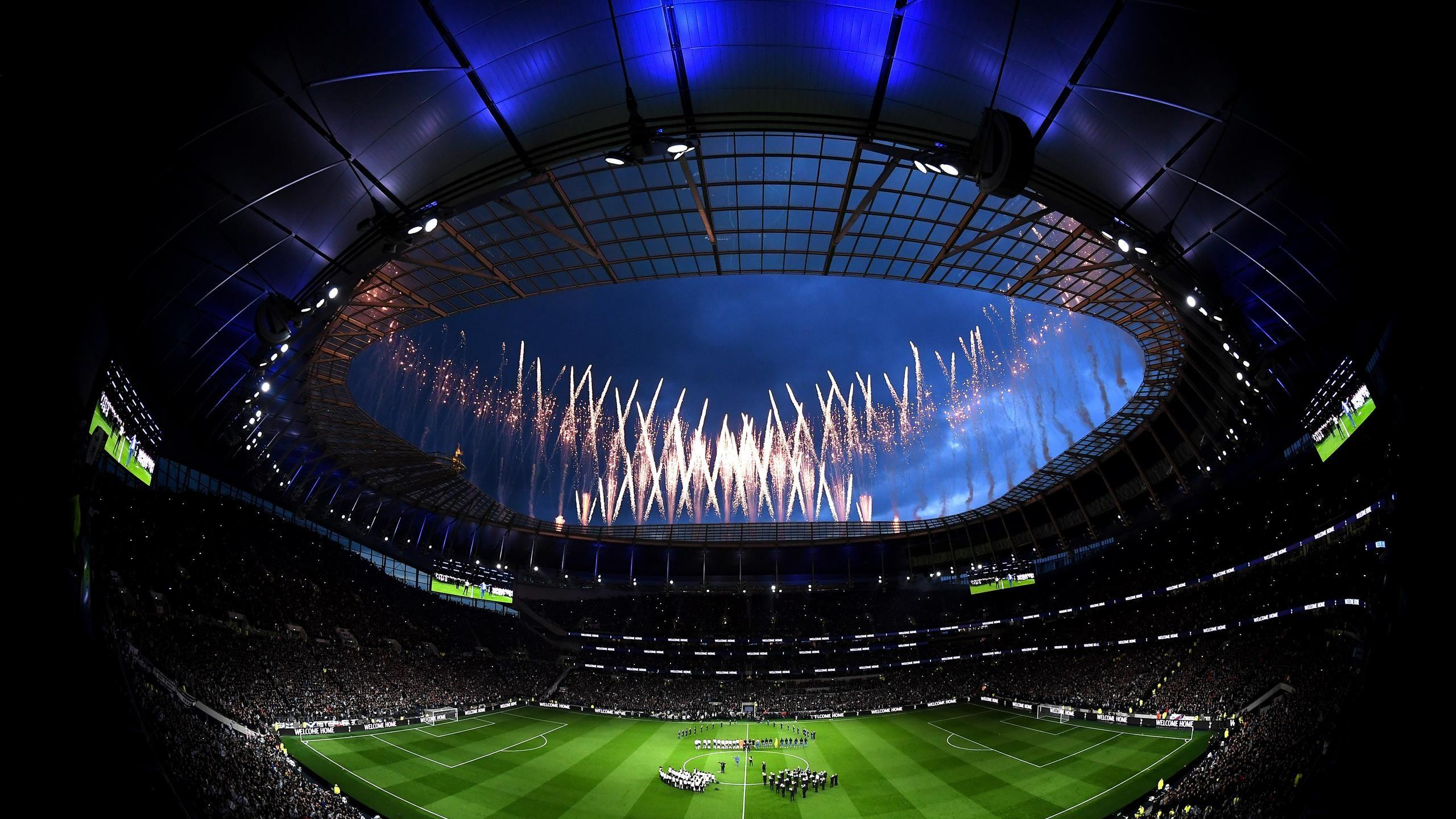 Tottenham Hotspur Stadium Wallpapers Wallpaper Cave
