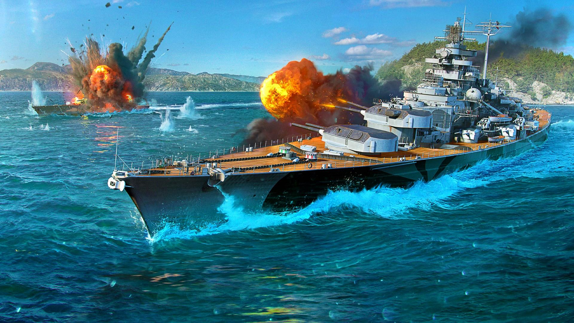 World Of Warships Legends Rising Legend Wallpapers Wallpaper Cave