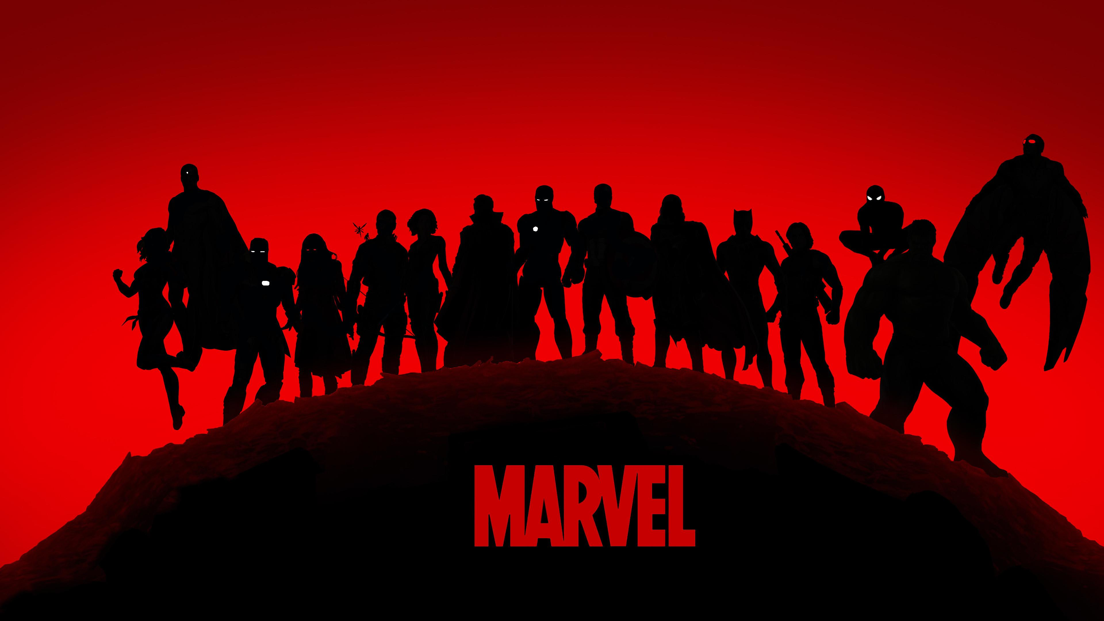Marvel Universe Wallpapers Wallpaper Cave
