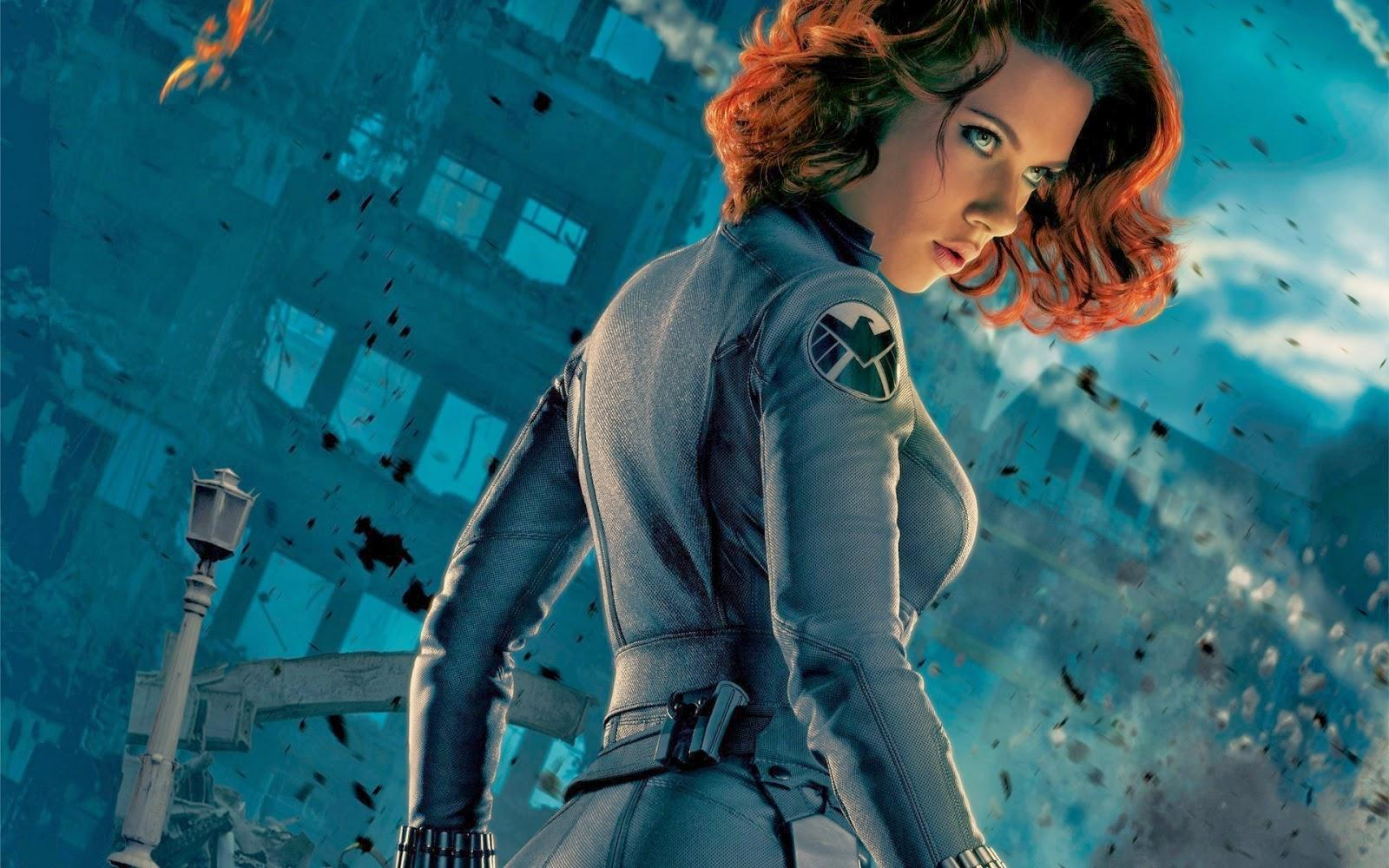 Black Widow Movie Poster Wallpapers Wallpaper Cave