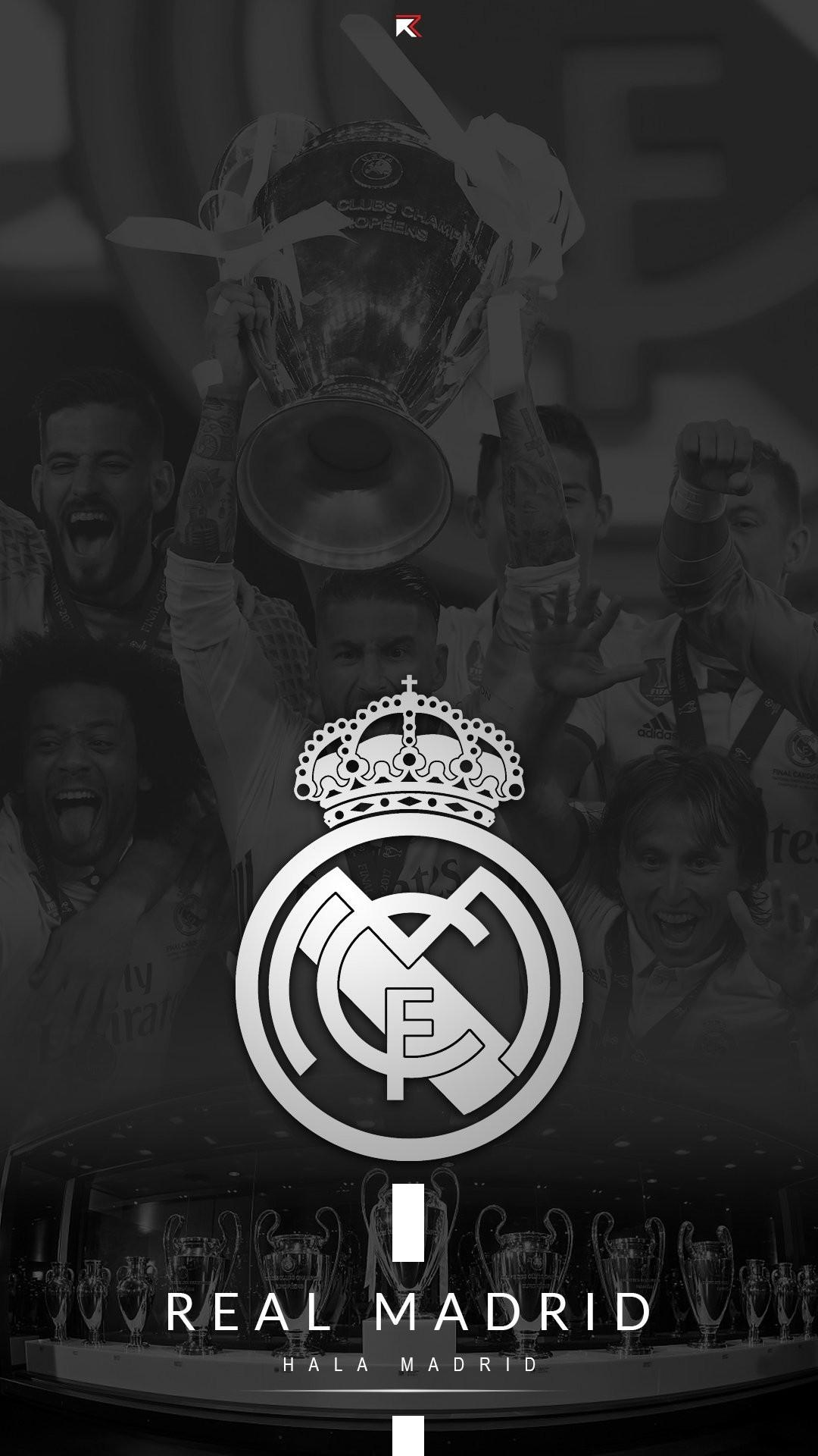 Download Real Madrid Kit 2020 Wallpaper