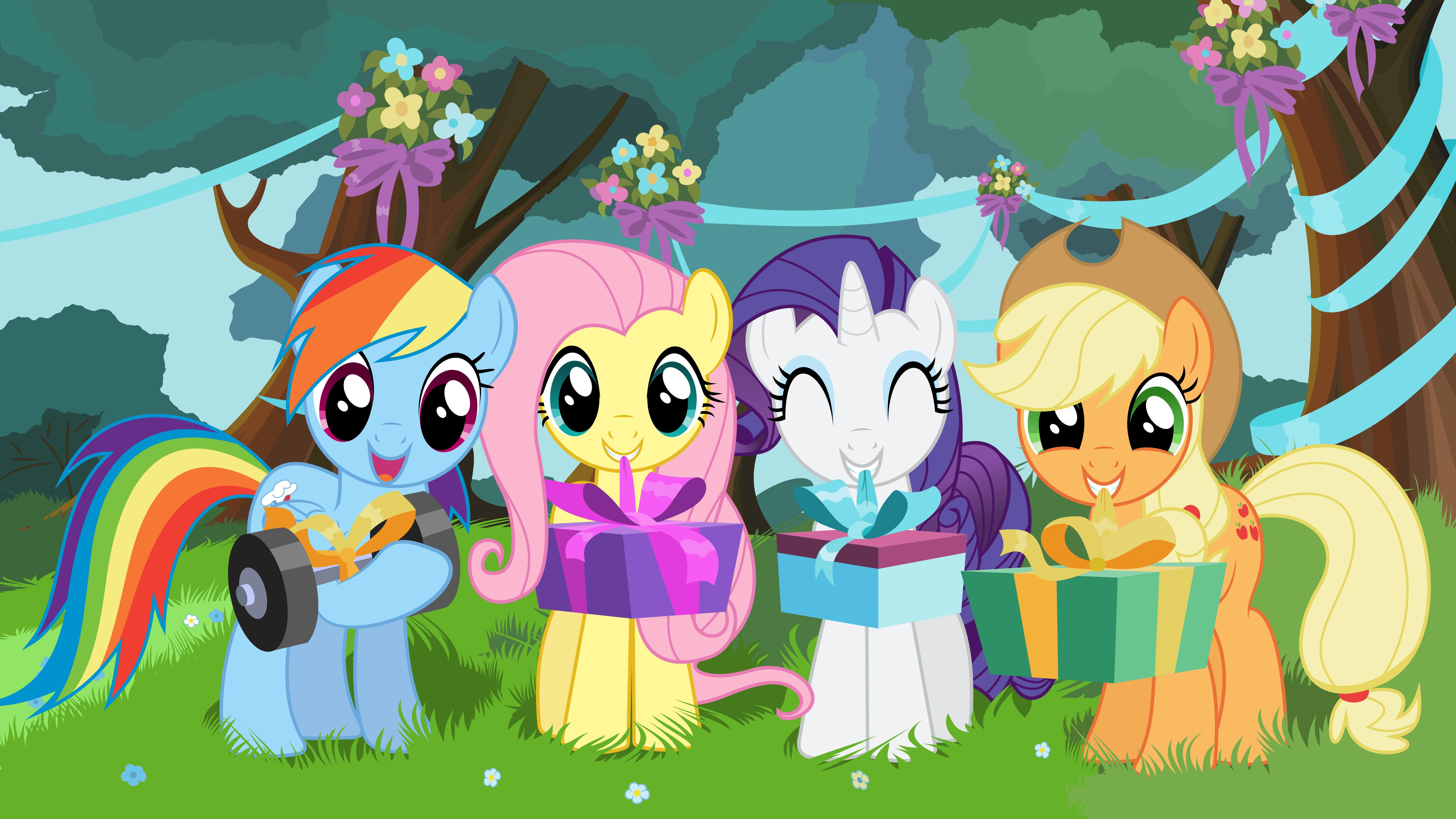 Картинки с пони на день рождения, для наташи просто