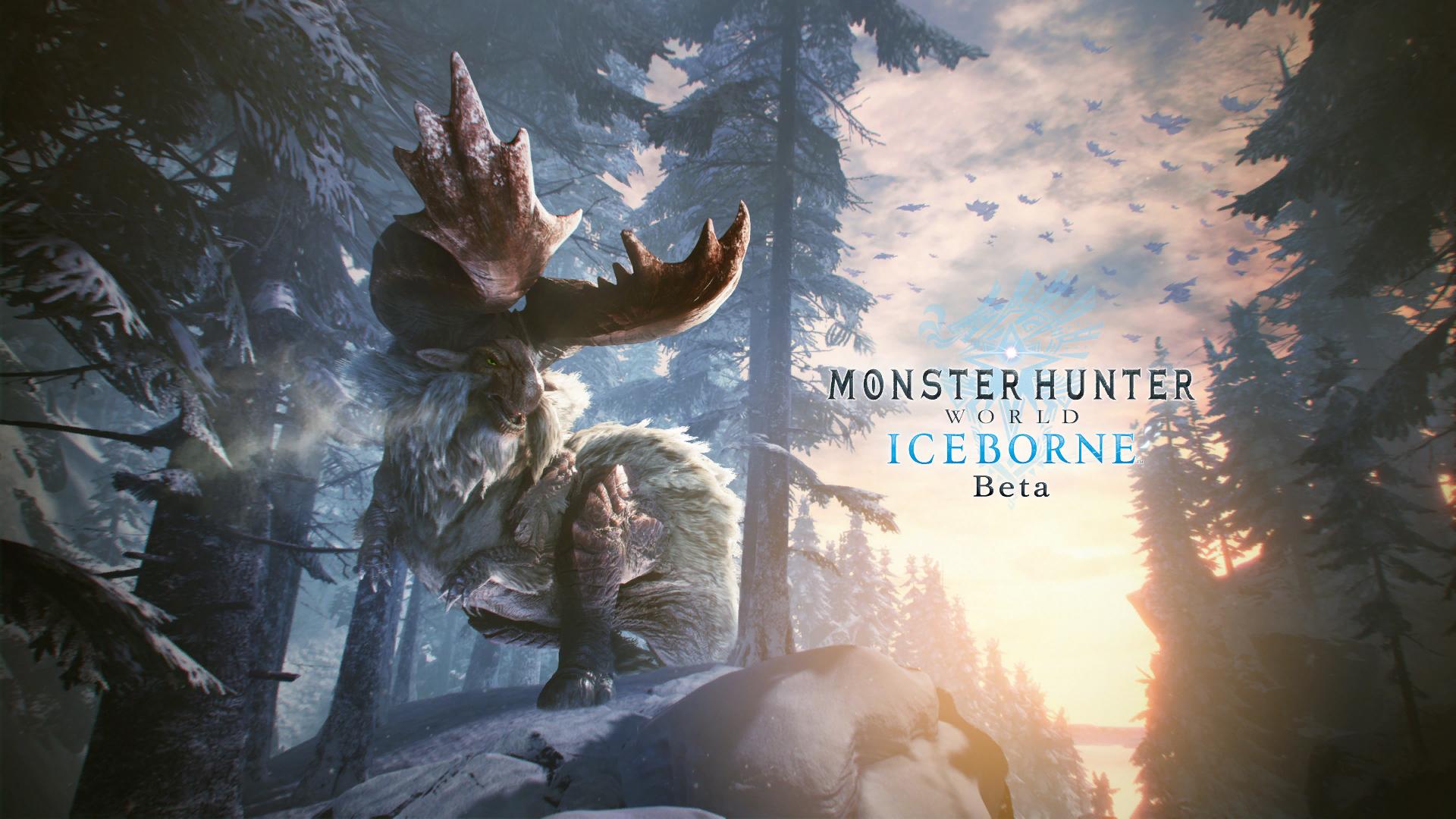 Monster Hunter World Iceborne Wallpapers Wallpaper Cave