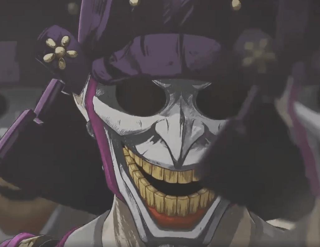 Joker Batman Ninja Wallpapers - Wallpaper Cave
