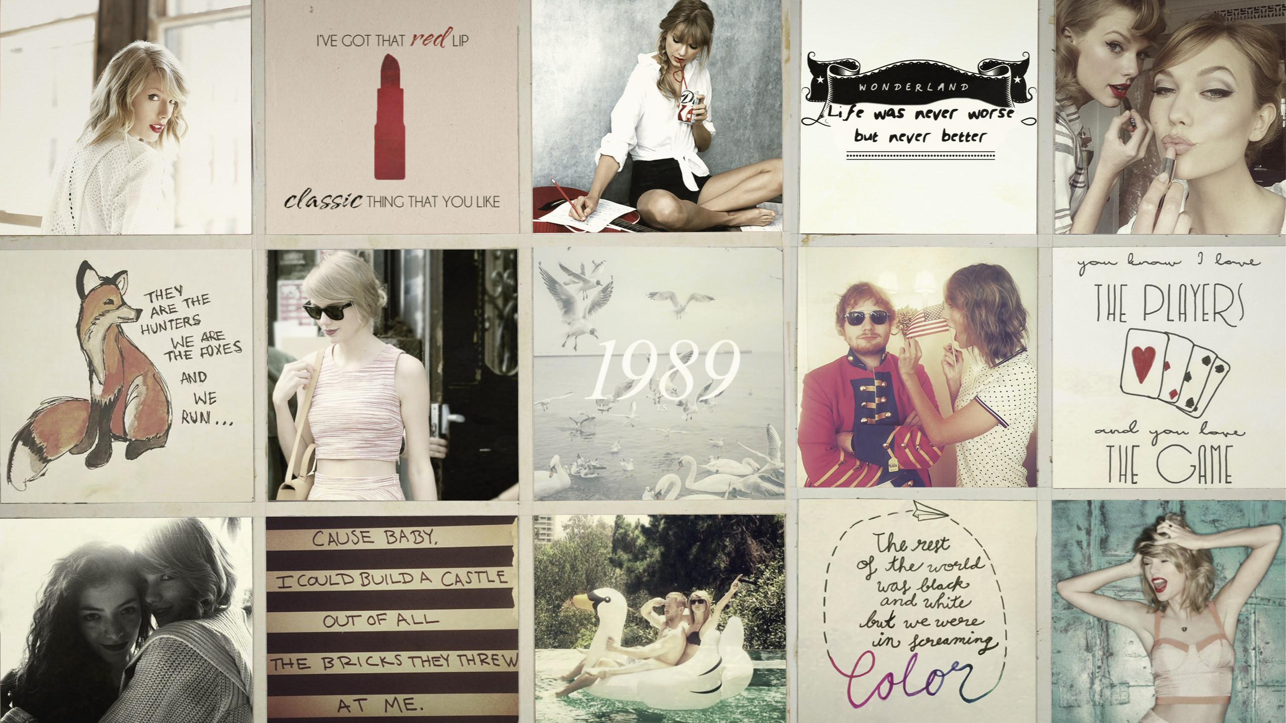Taylor Swift Wallpaper Hd 1989