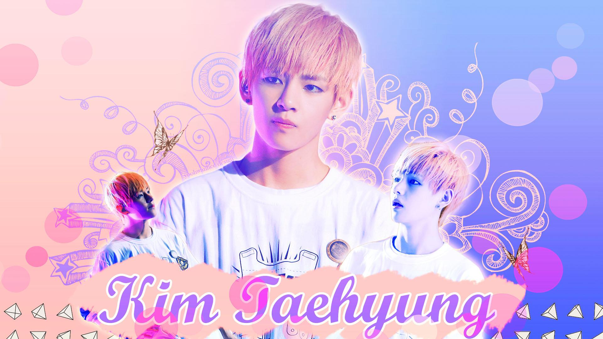 Taehyung Pc Wallpapers Wallpaper Cave