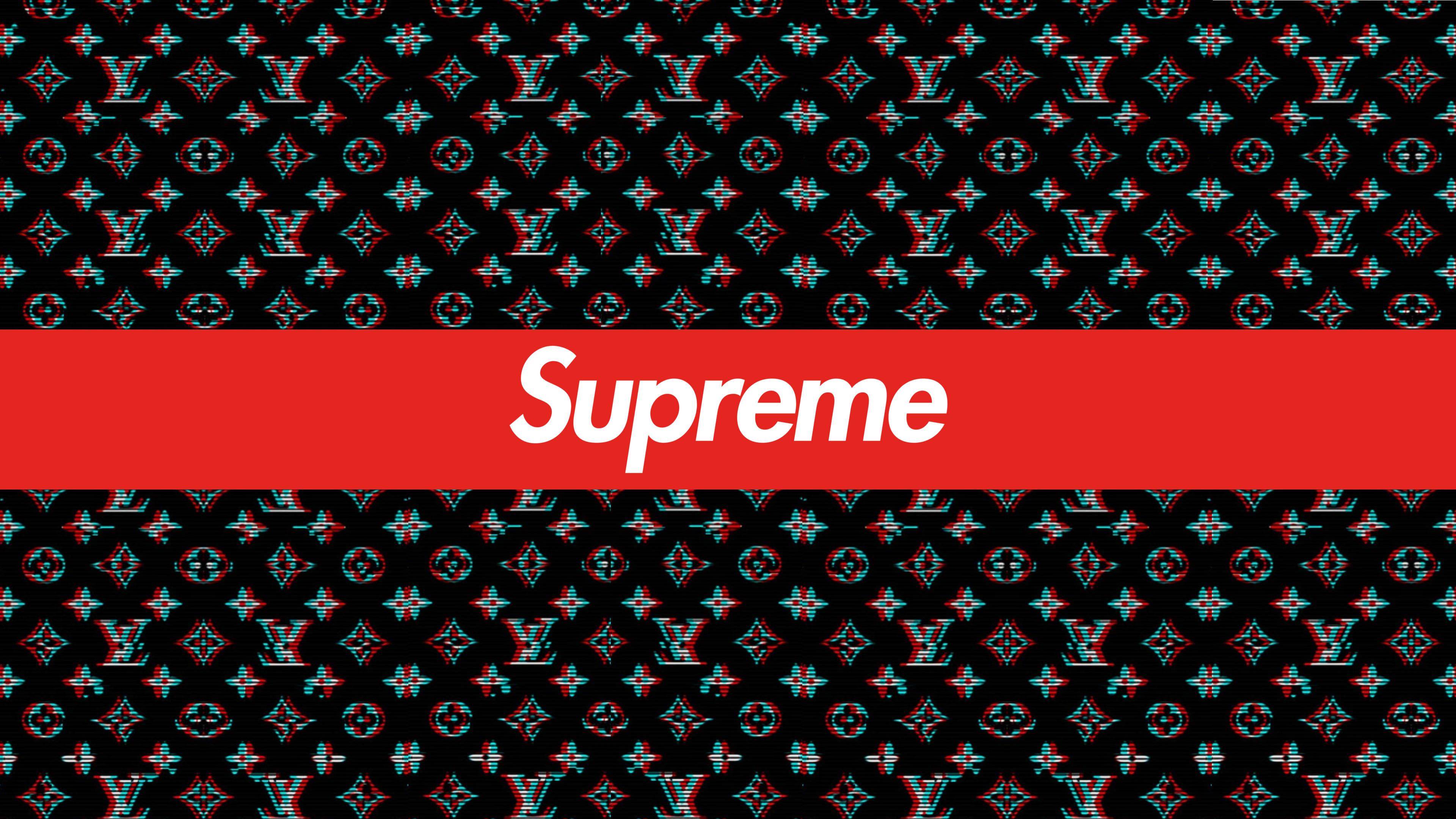 Supreme Laptop Wallpapers Wallpaper Cave