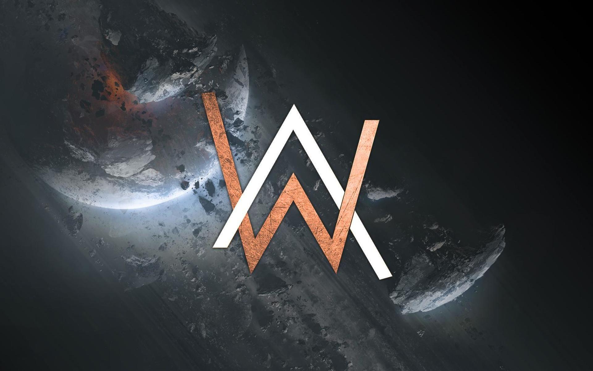 Alan Walker Logo Desktop Wallpapers Wallpaper Cave