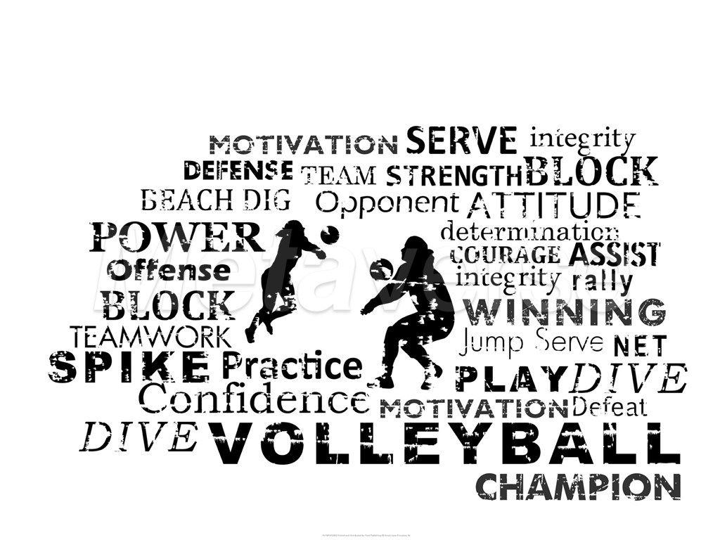 Volleyball Quotes Wallpapers - Wallpaper Cave