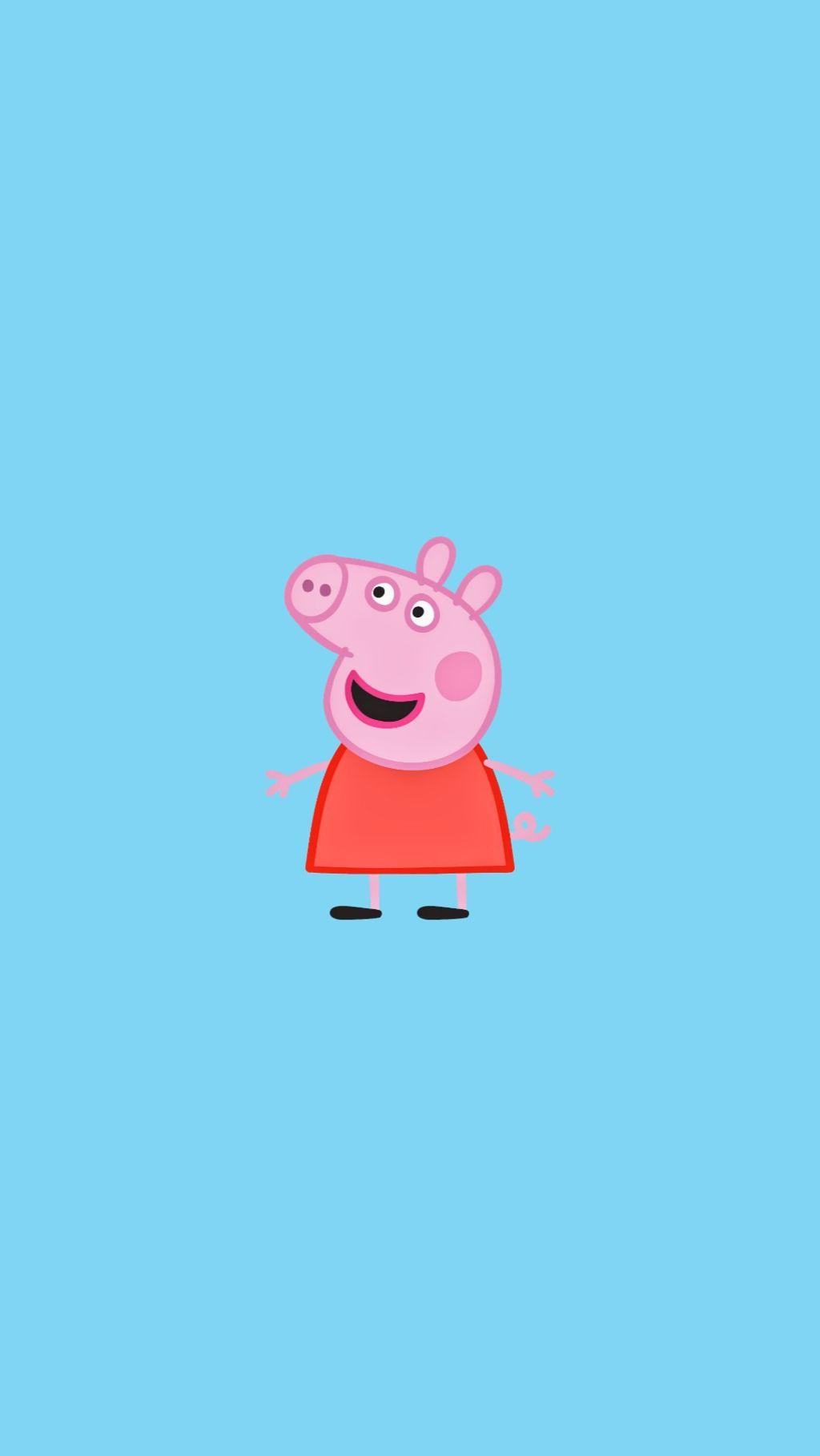 peppa pig peppapig backgrounds wallpapers tumblr pinteres