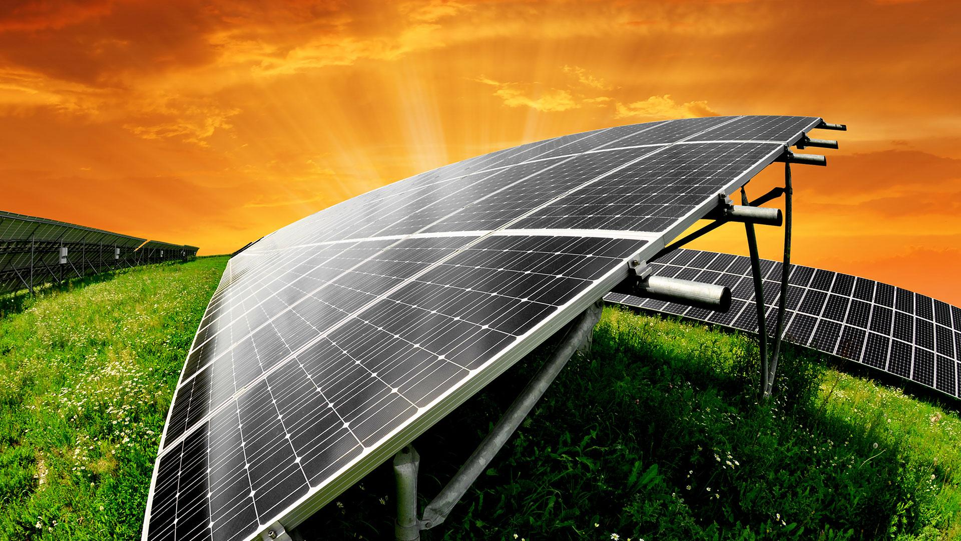 Solar Energy Wallpapers Wallpaper Cave