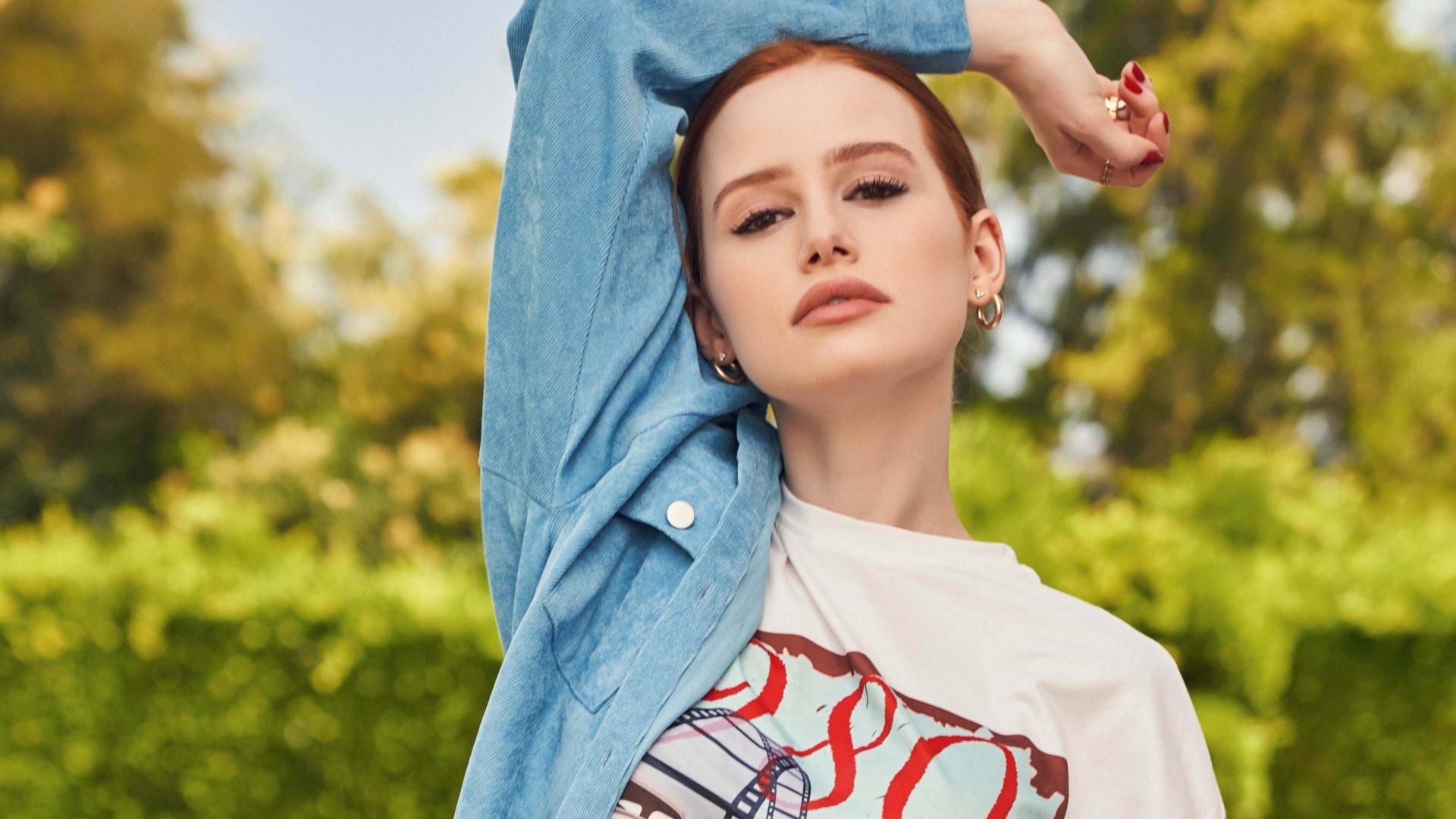 Madelaine Petsch for SHEIN Fall Collection, 2019 4k Ultra HD