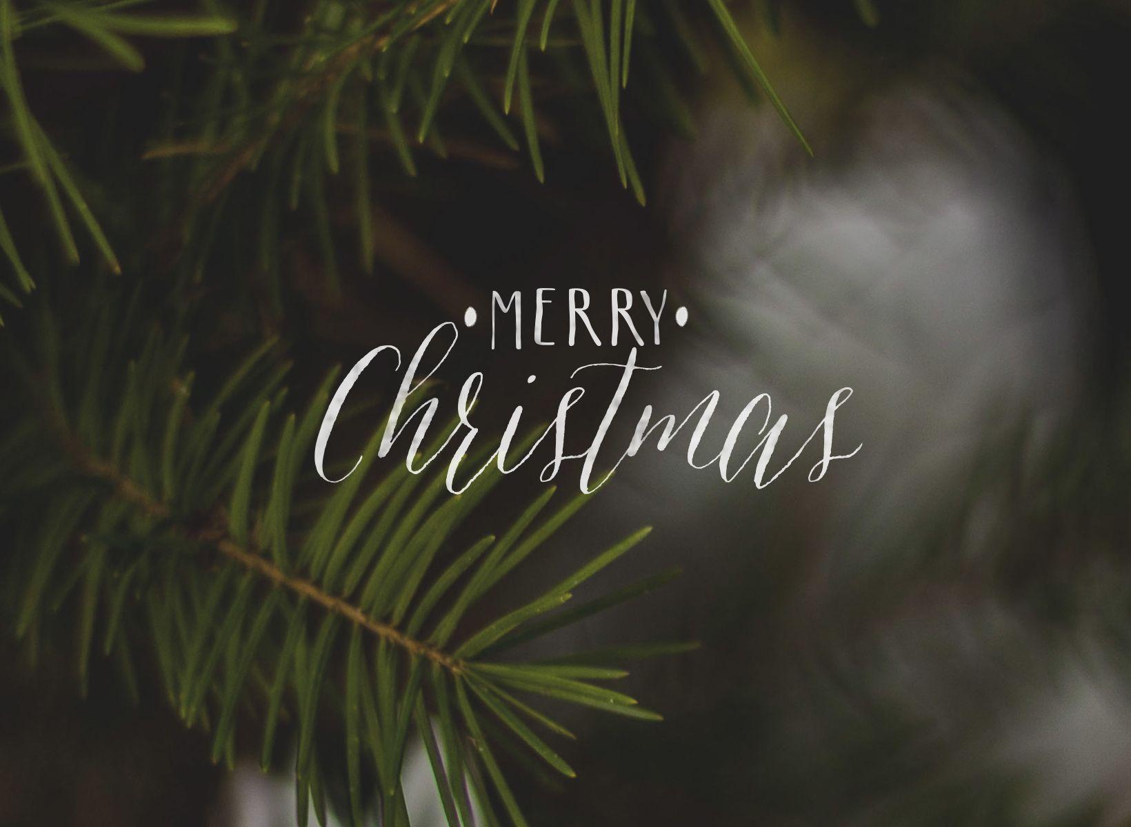 Aesthetic Christmas Wallpapers - Wallpaper Cave
