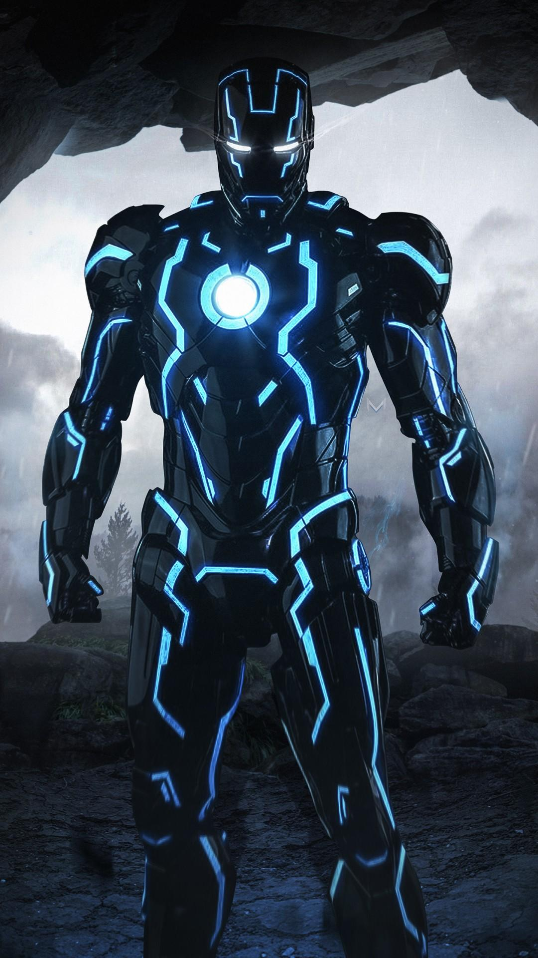 Iron Man Android Phone Wallpapers Wallpaper Cave