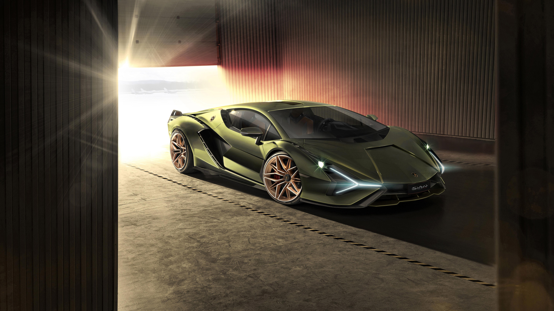 Lamborghini Sian 2019 Wallpapers Wallpaper Cave