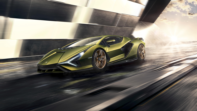 Lamborghini Reventon 4k 2 Wallpapers