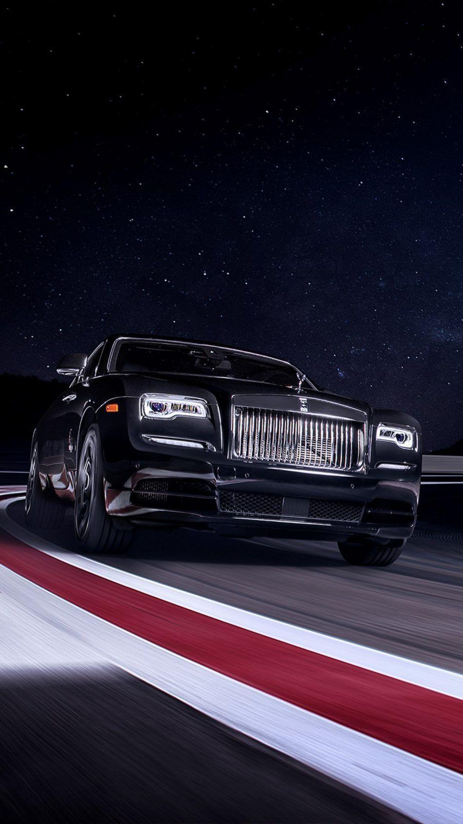 Rolls Royce Car Logo 4k Mobile Wallpapers Wallpaper Cave