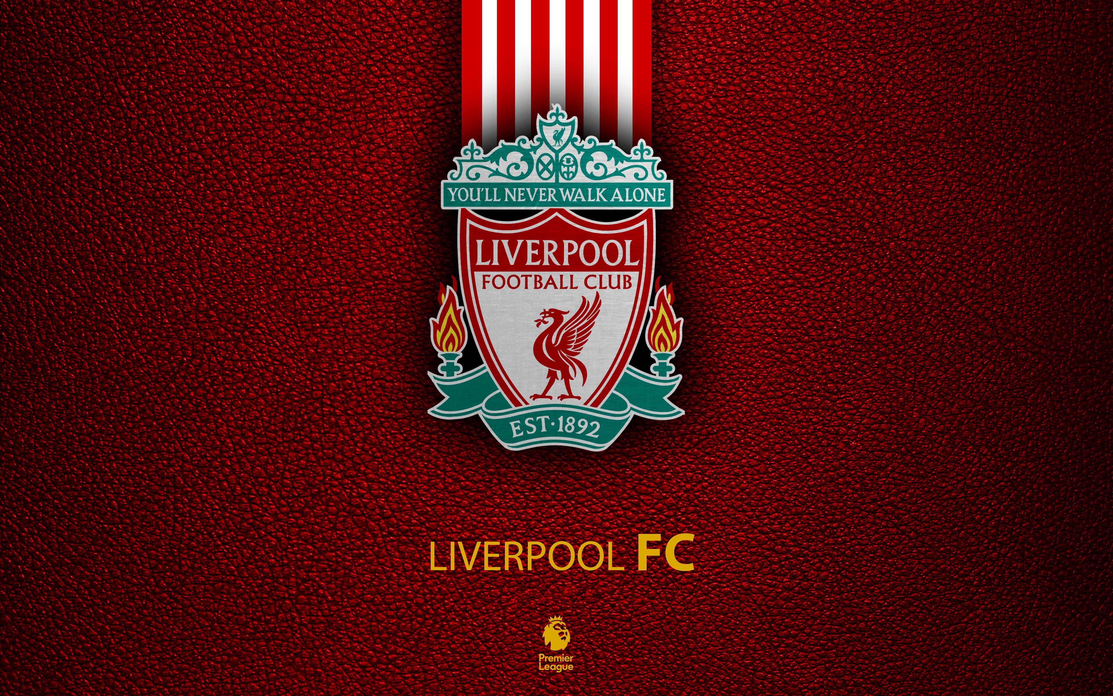 Liverpool Club Logo 2019 Wallpapers - Wallpaper Cave